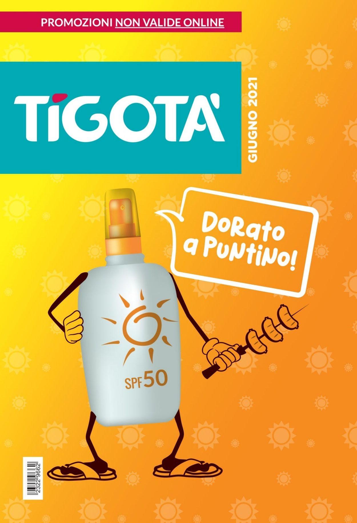 Volantino Tigotà - Offerte 01/06-30/06/2021
