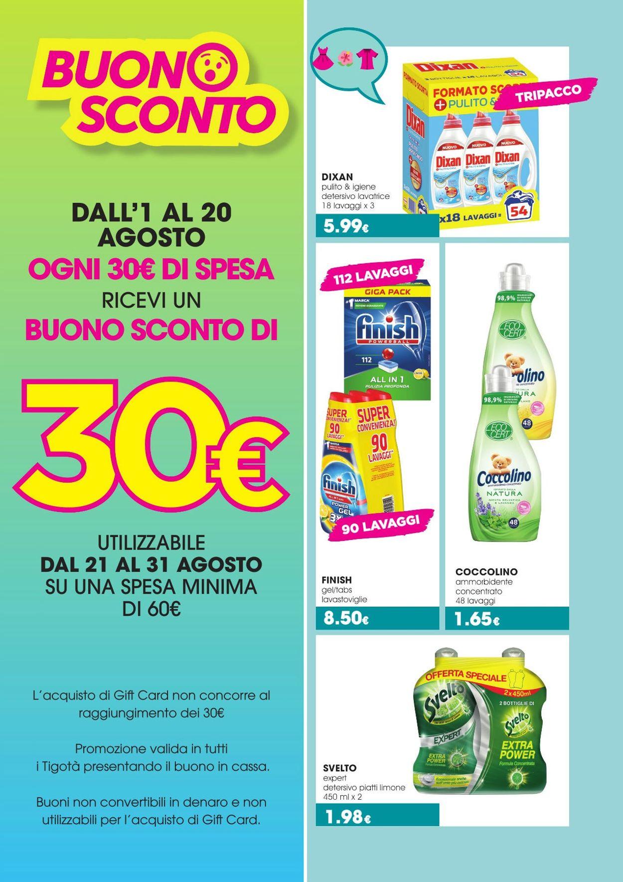 Volantino Tigotà - Offerte 01/08-31/08/2021 (Pagina 2)