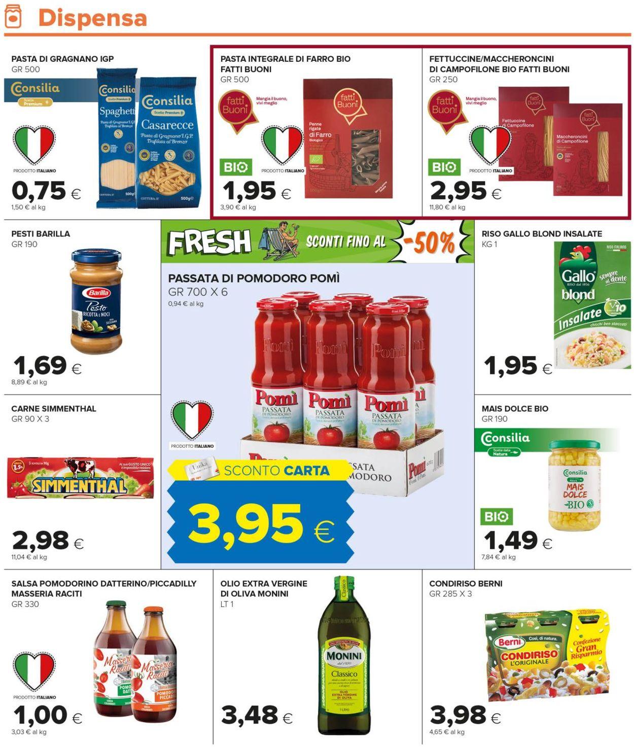 Volantino Tigre - Offerte 06/08-19/08/2020 (Pagina 22)