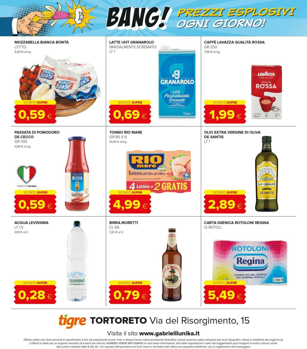 Volantino Tigre - Offerte 07/01-20/01/2021 (Pagina 32)