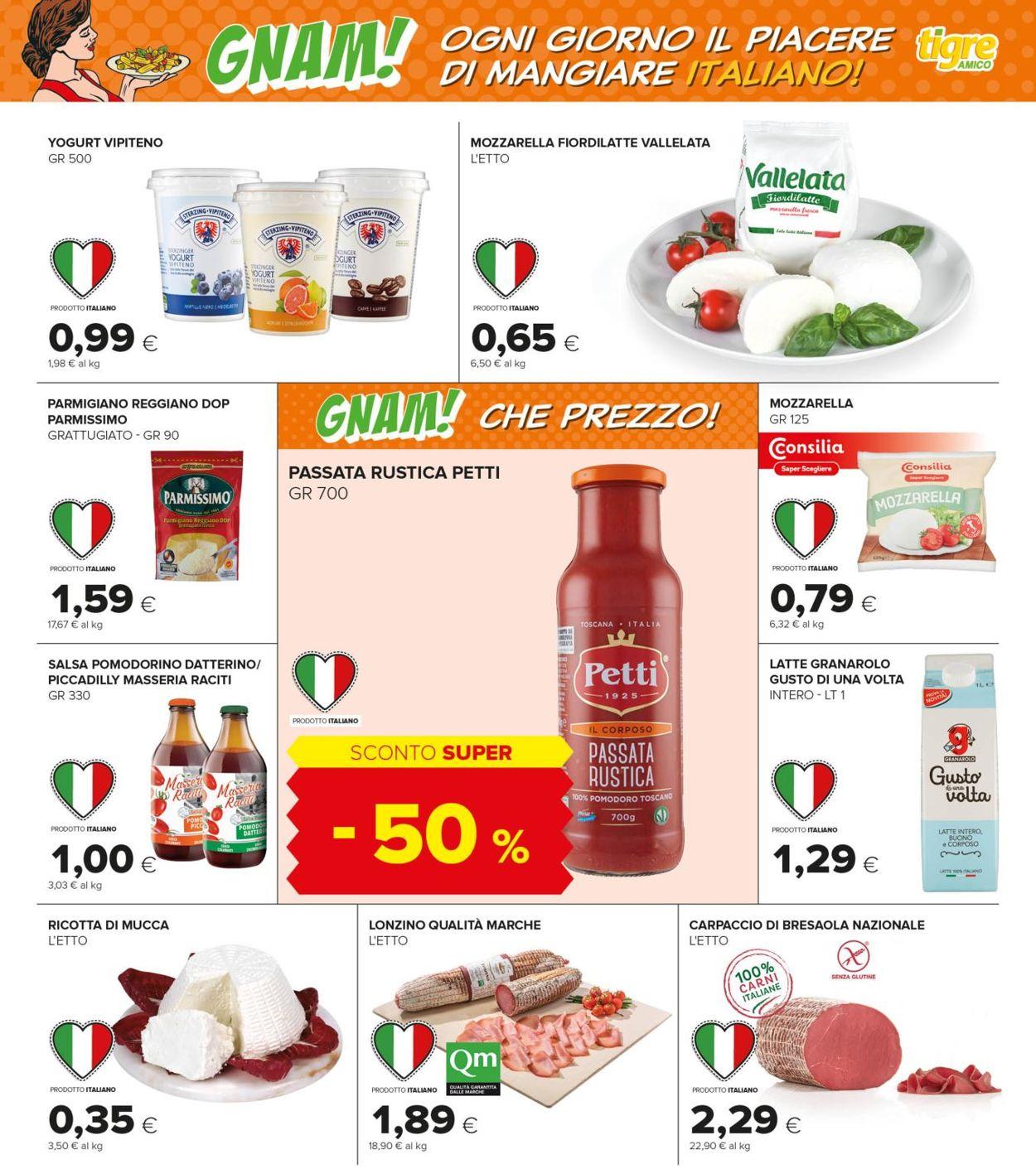 Volantino Tigre Amico - Rieti - Offerte 20/01-31/01/2021 (Pagina 3)