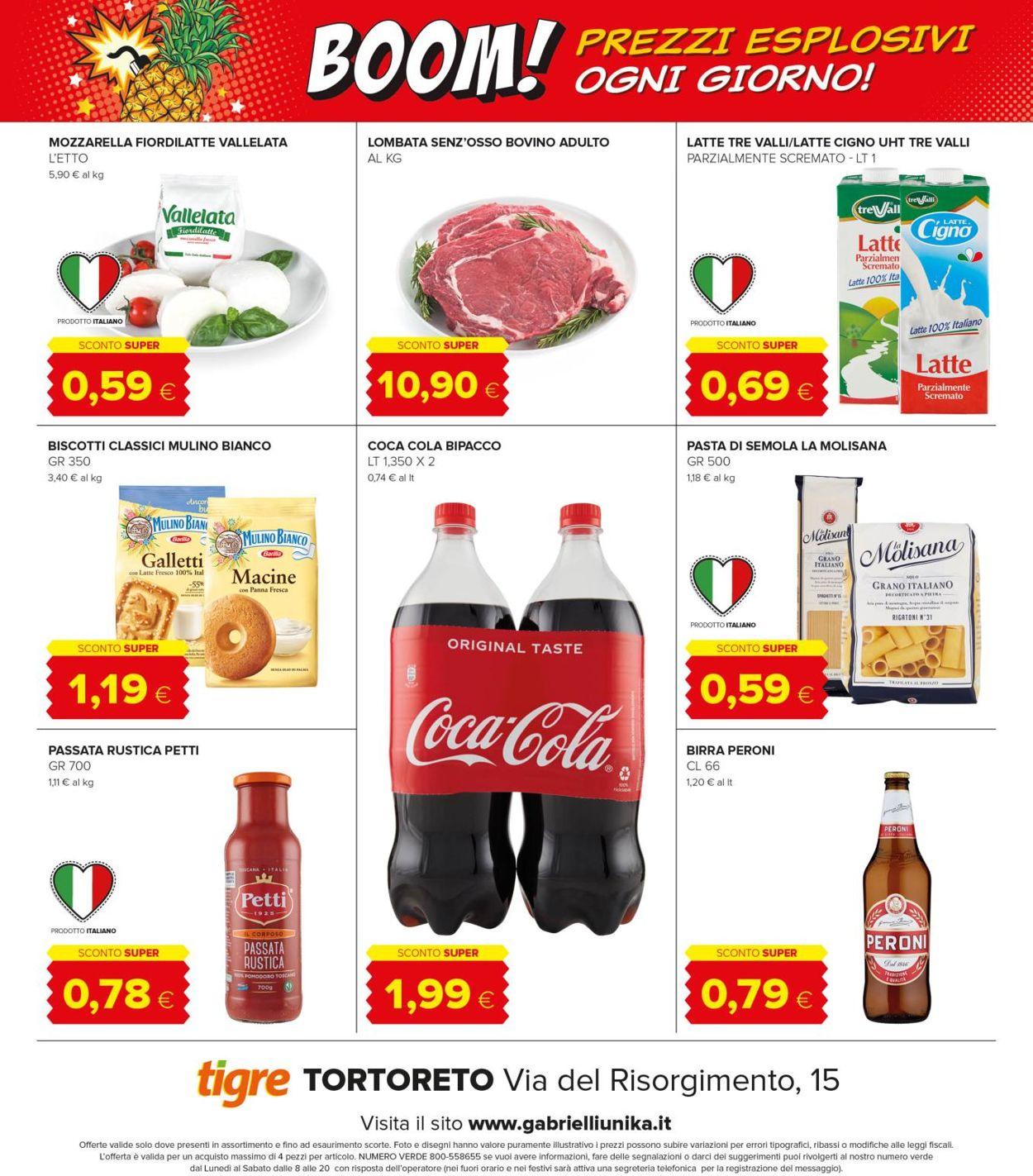 Volantino Tigre - Offerte 21/01-03/02/2021 (Pagina 32)