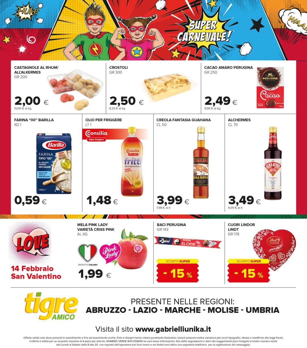 Volantino Tigre Amico - Offerte 03/02-13/02/2021 (Pagina 12)