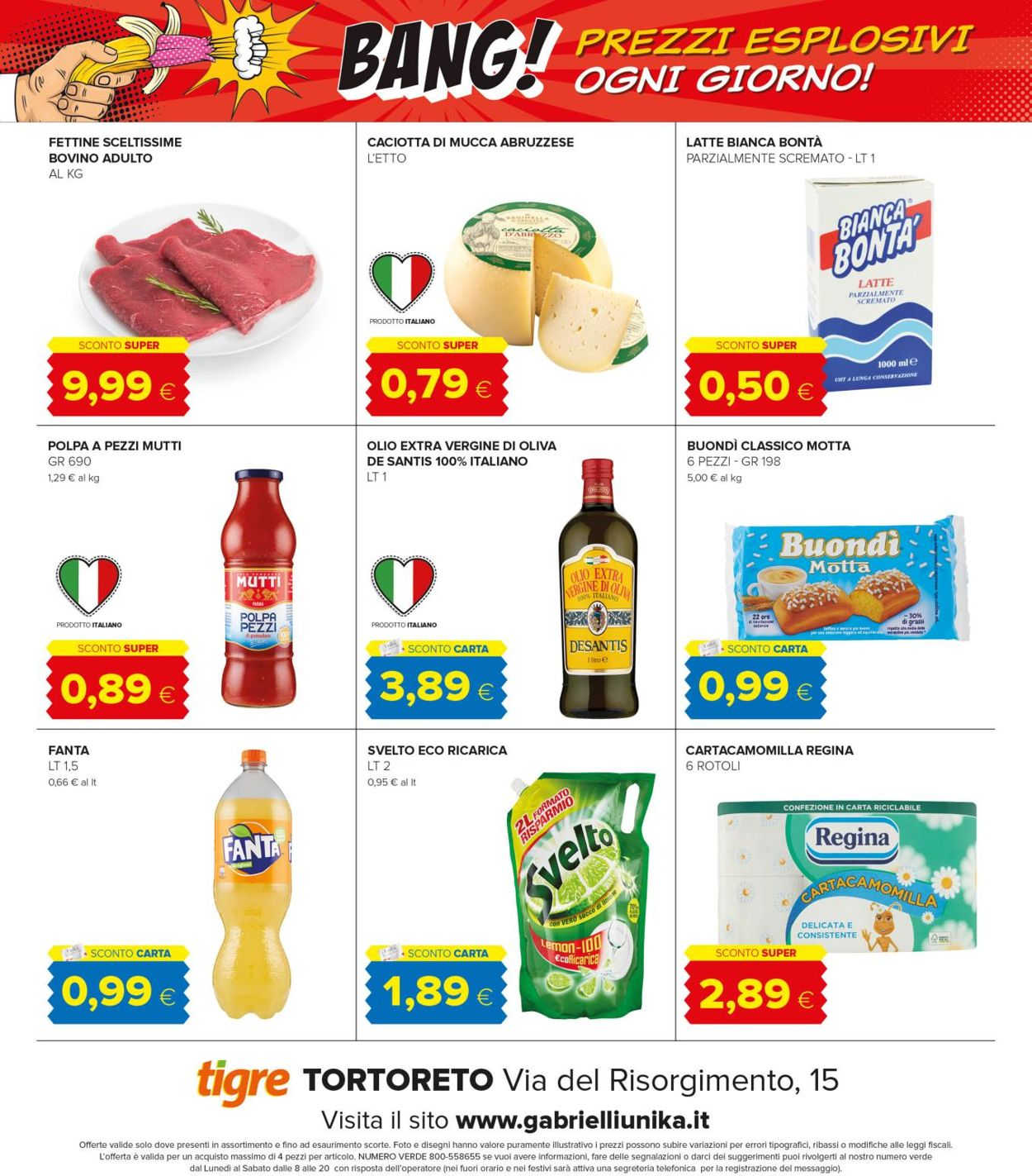 Volantino Tigre - Tortoreto - Offerte 04/02-17/02/2021 (Pagina 32)