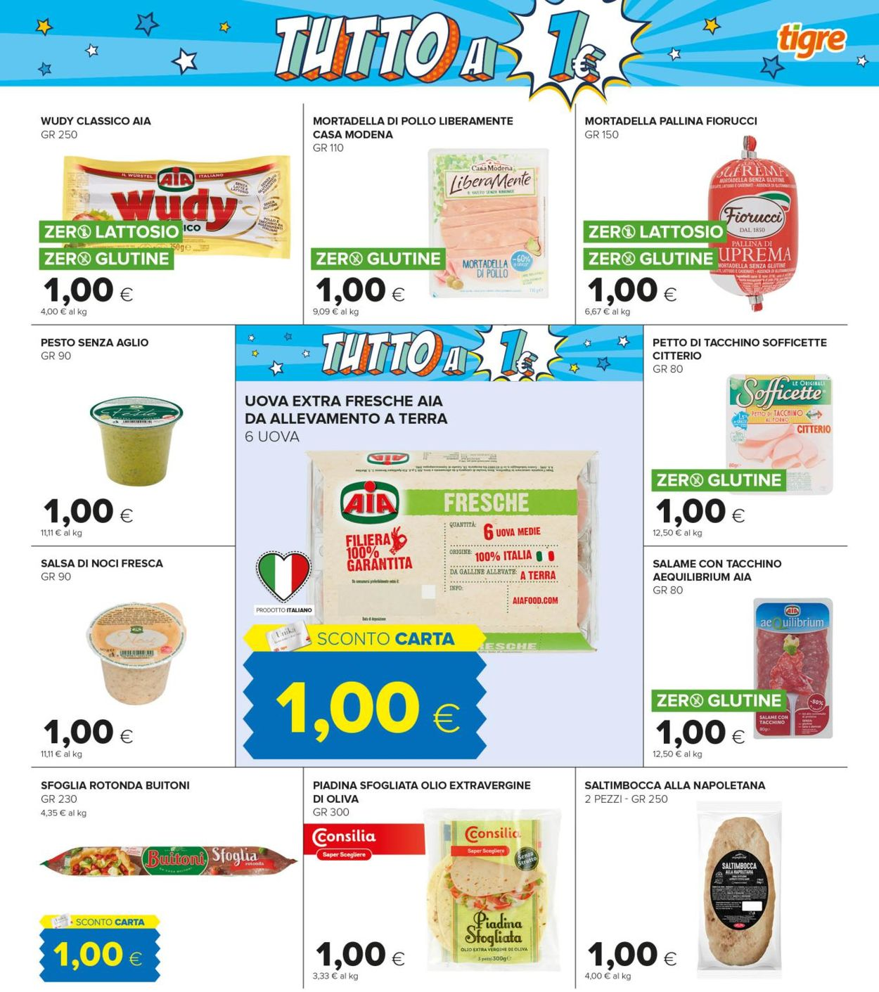 Volantino Tigre Jumbo - Offerte 04/02-17/02/2021 (Pagina 19)