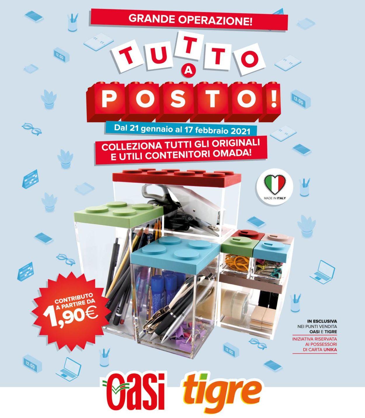 Volantino Tigre Jumbo - Offerte 04/02-17/02/2021 (Pagina 32)