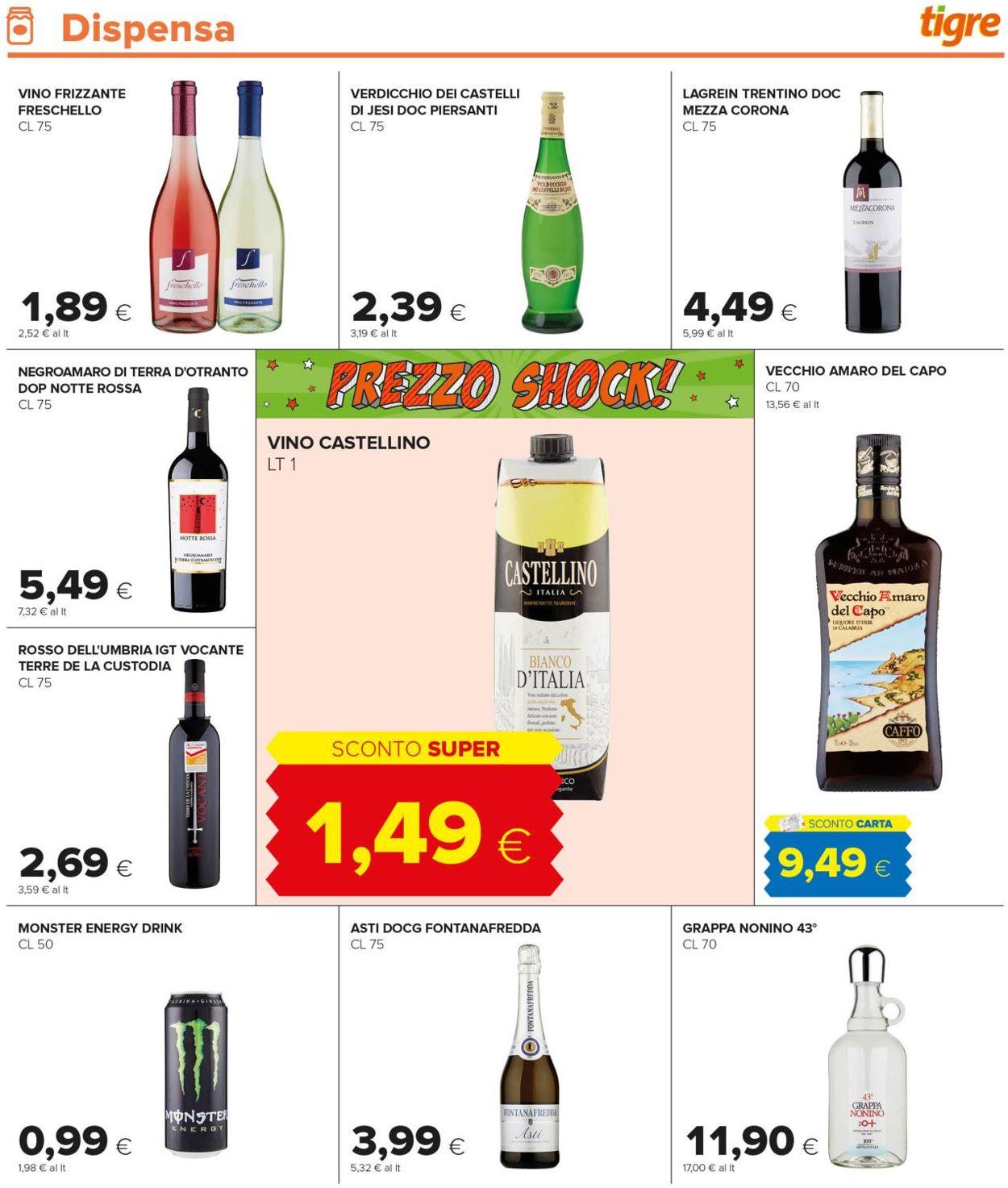 Volantino Tigre - Offerte 18/02-04/03/2021 (Pagina 23)