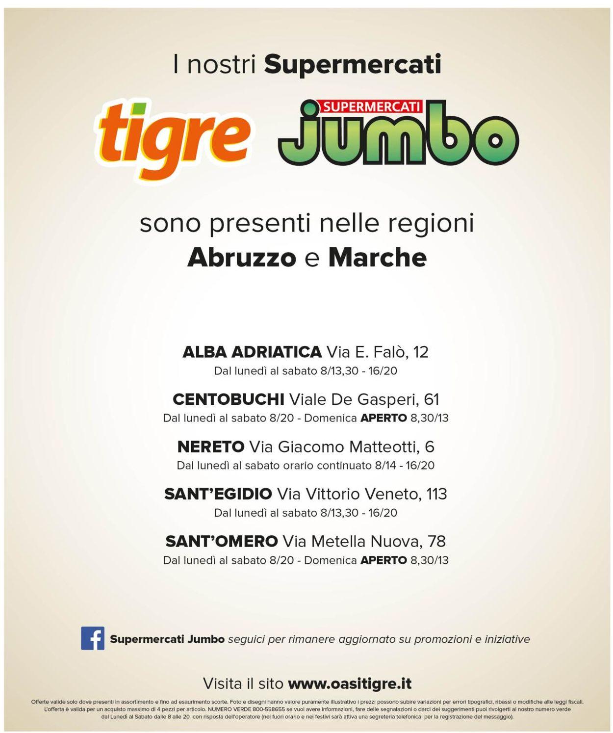 Volantino Tigre - Offerte 27/05-09/06/2021 (Pagina 32)