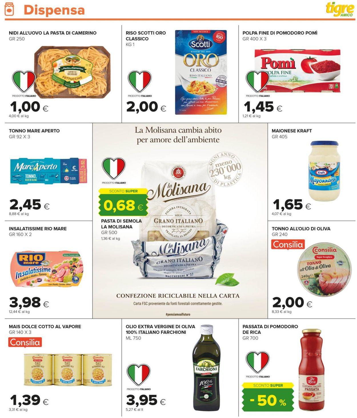 Volantino Tigre - Offerte 09/06-19/06/2021 (Pagina 9)