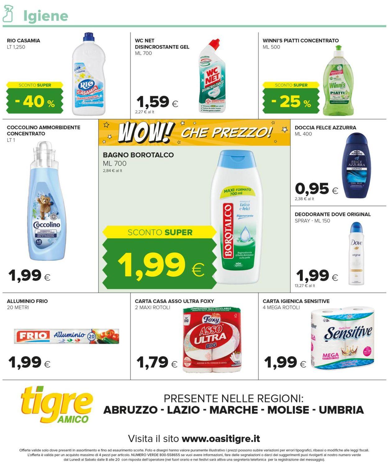 Volantino Tigre - Offerte 09/06-19/06/2021 (Pagina 12)
