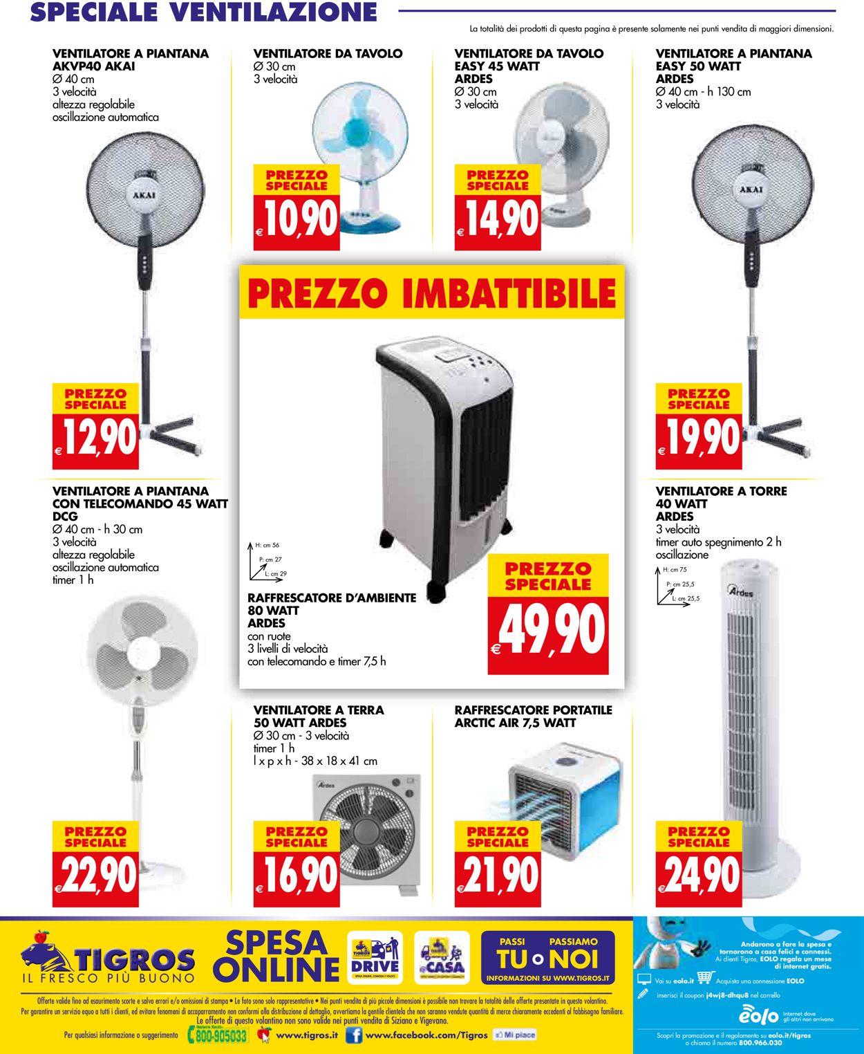 Volantino Tigros - Offerte 05/06-18/06/2019 (Pagina 32)
