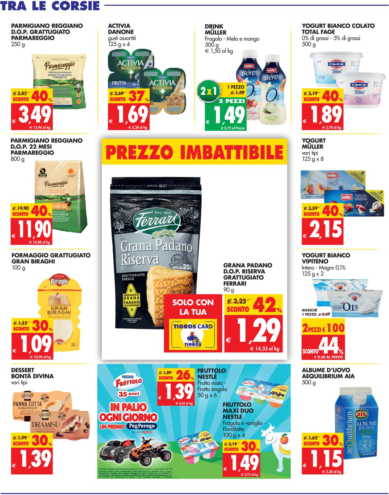 Volantino Tigros - Offerte 22/01-04/02/2020 (Pagina 17)