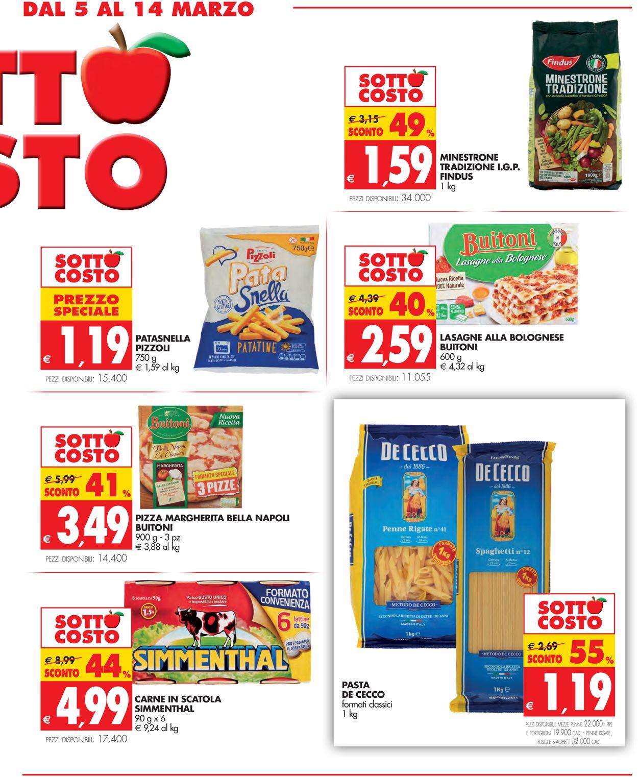 Volantino Tigros - Offerte 04/03-16/03/2020 (Pagina 3)