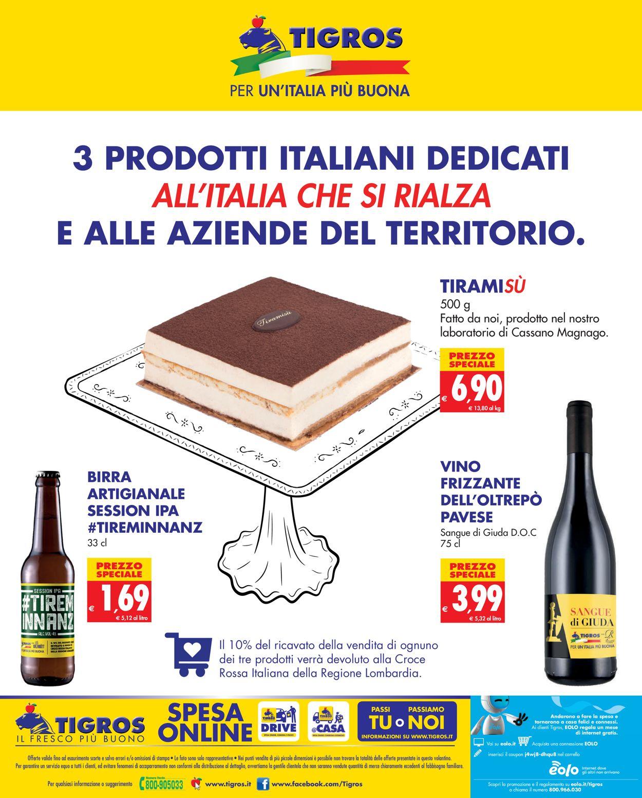 Volantino Tigros - Offerte 27/05-09/06/2020 (Pagina 24)
