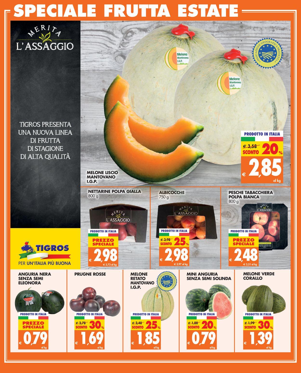 Volantino Tigros - Offerte 08/07-21/07/2020 (Pagina 8)