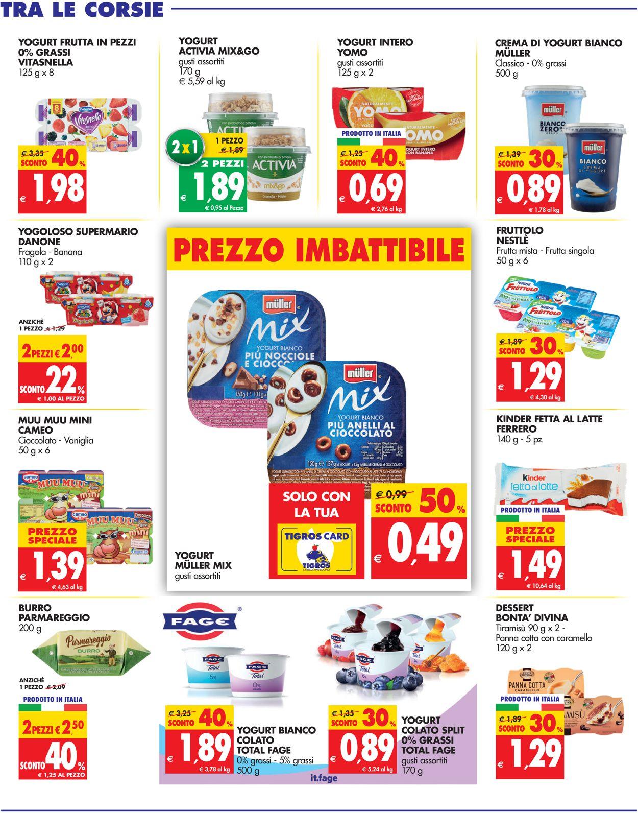 Volantino Tigros - Offerte 08/07-21/07/2020 (Pagina 13)