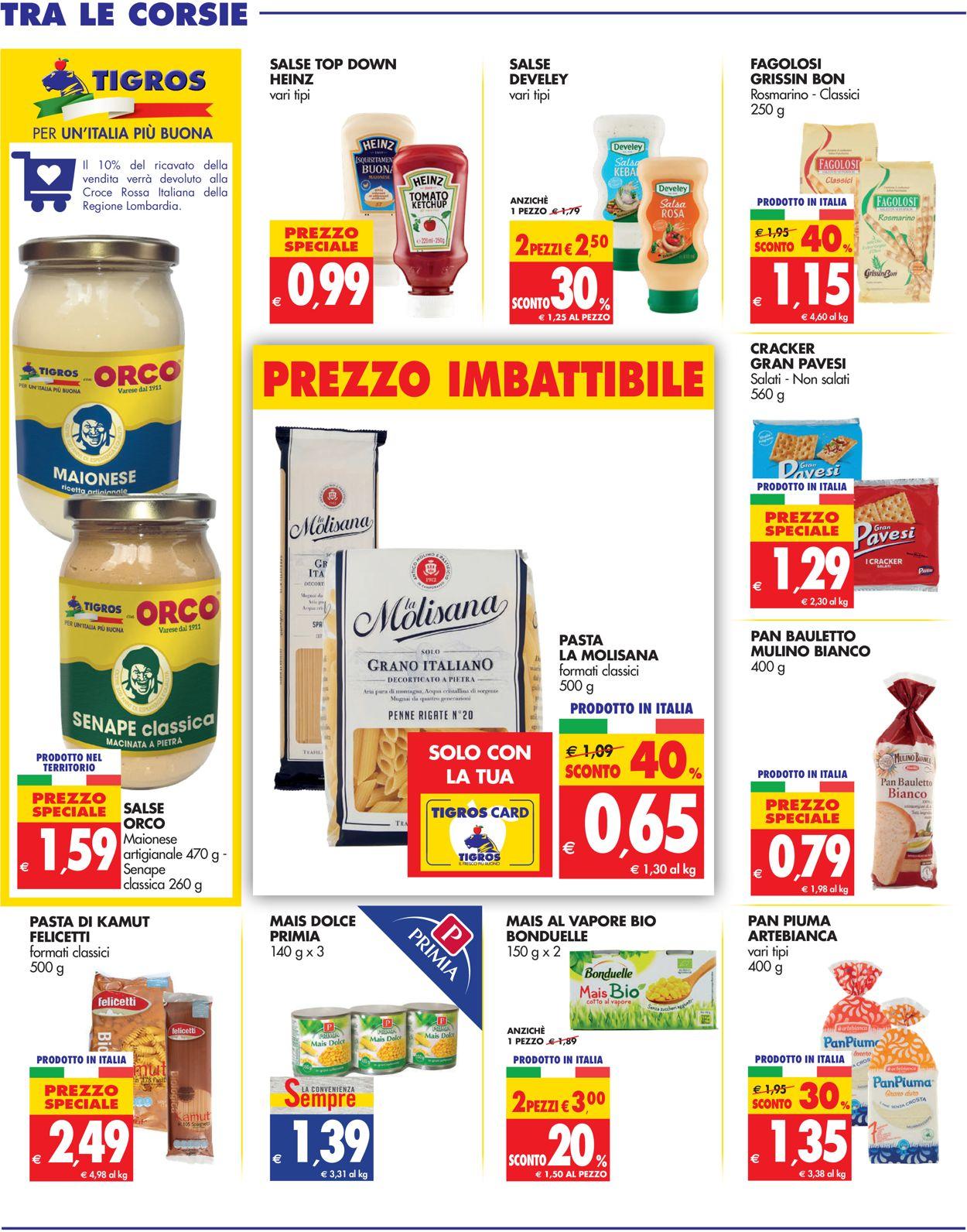 Volantino Tigros - Offerte 08/07-21/07/2020 (Pagina 16)
