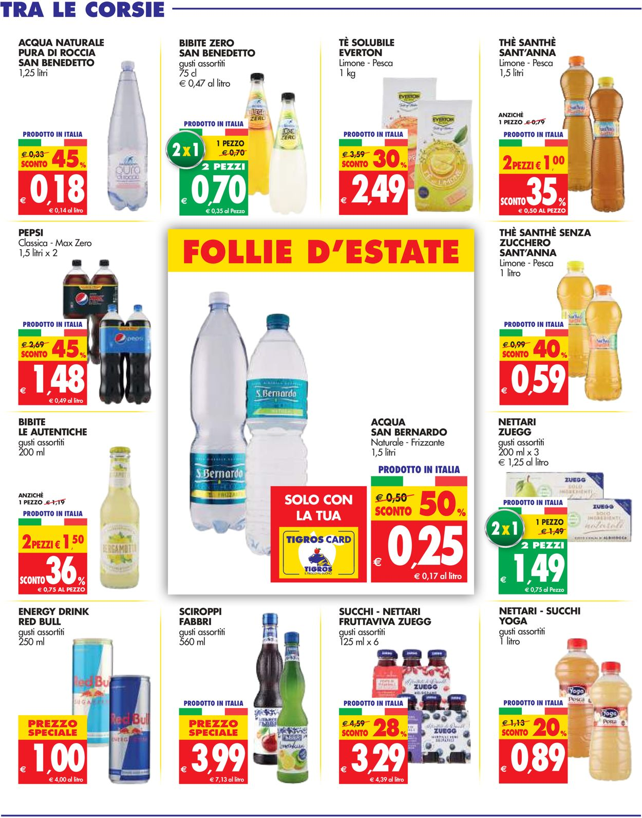 Volantino Tigros - Offerte 22/07-04/08/2020 (Pagina 20)