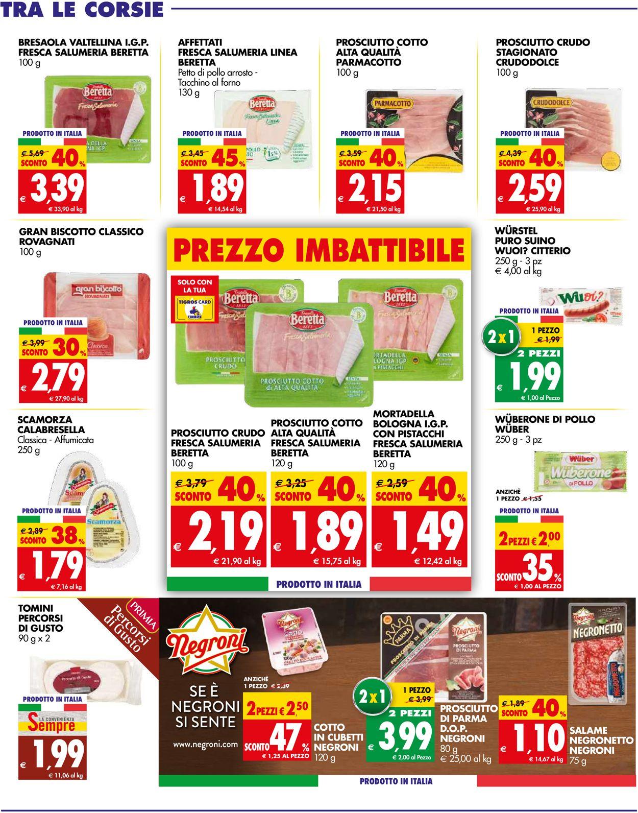 Volantino Tigros - Offerte 05/08-18/08/2020 (Pagina 11)