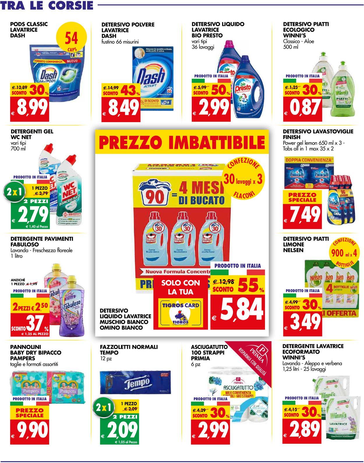Volantino Tigros - Offerte 05/08-18/08/2020 (Pagina 22)