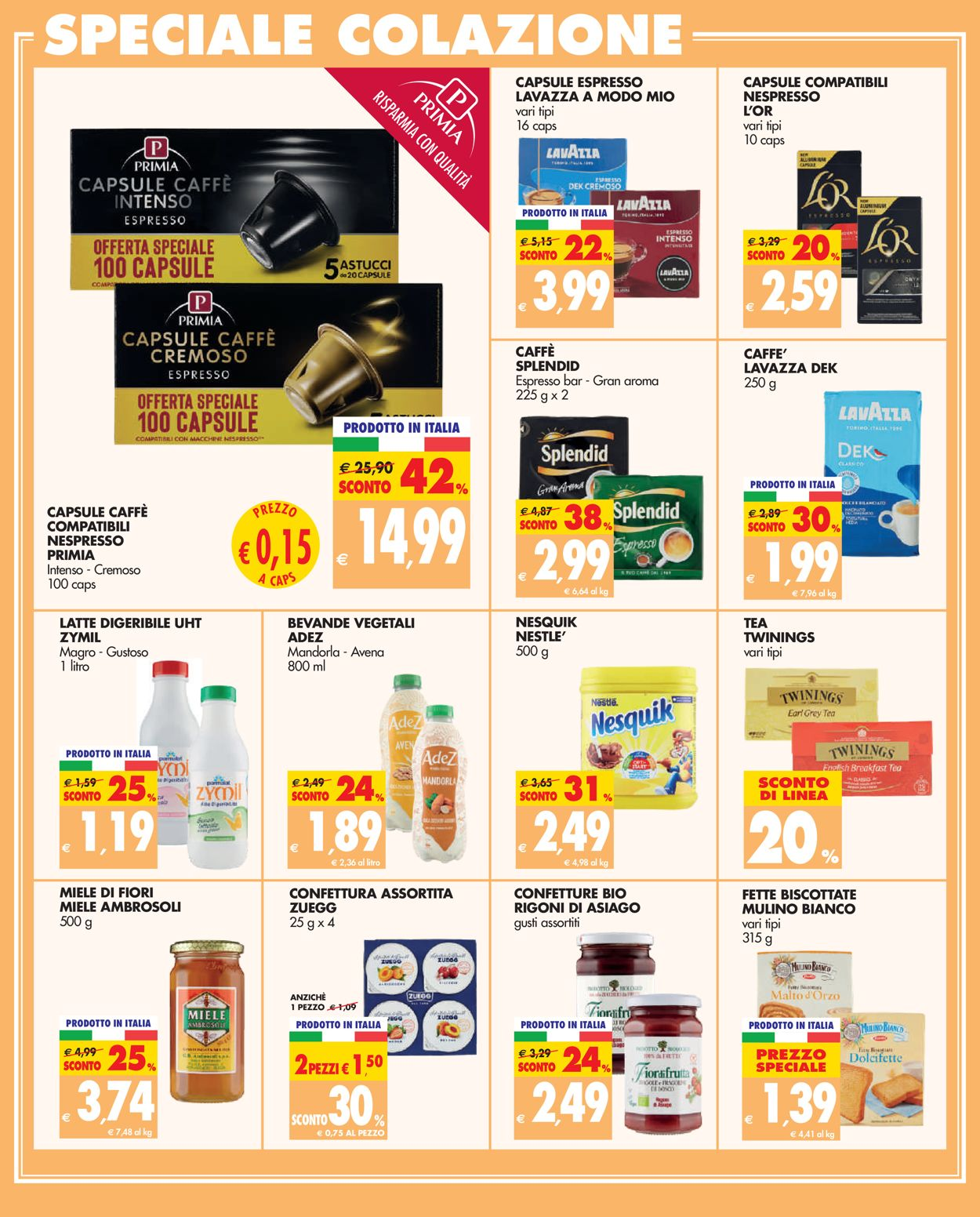 Volantino Tigros - Offerte 02/09-15/09/2020 (Pagina 22)