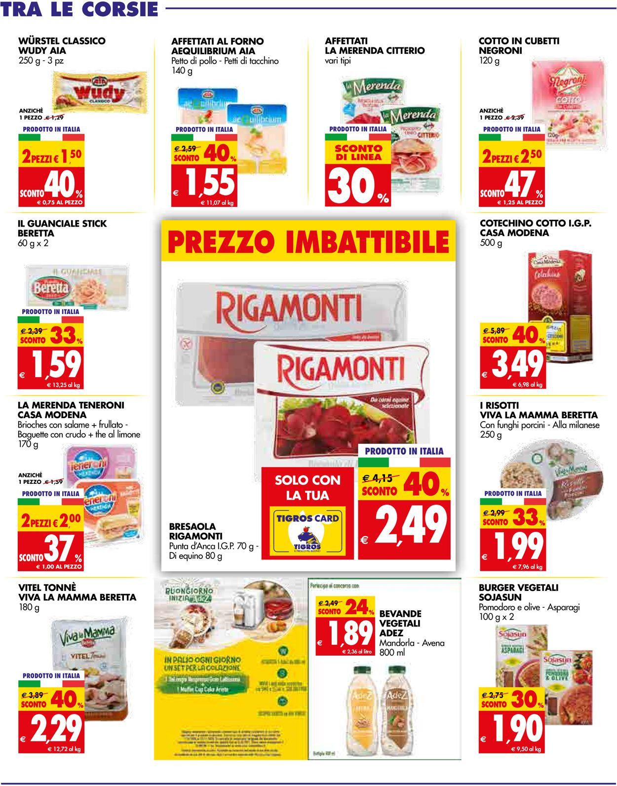 Volantino Tigros - Offerte 13/10-27/10/2020 (Pagina 20)
