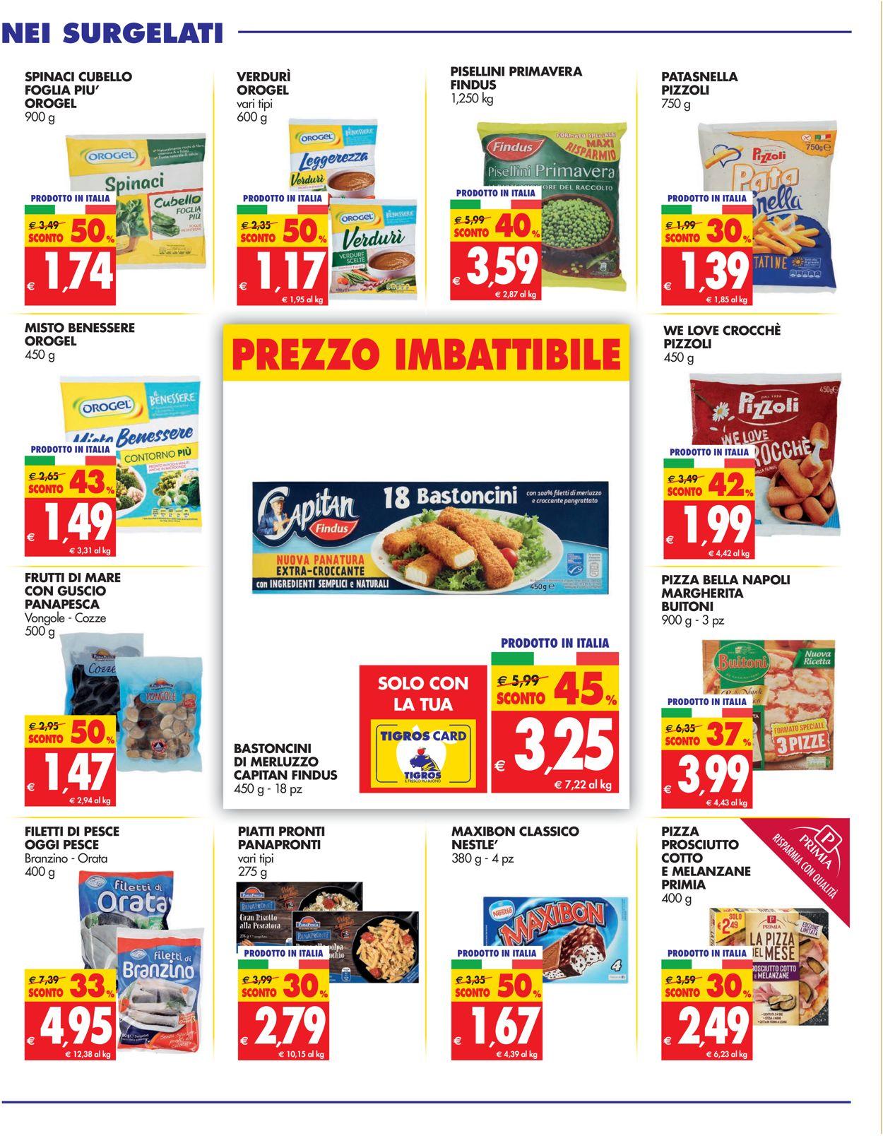 Volantino Tigros - Offerte 28/10-10/11/2020 (Pagina 26)
