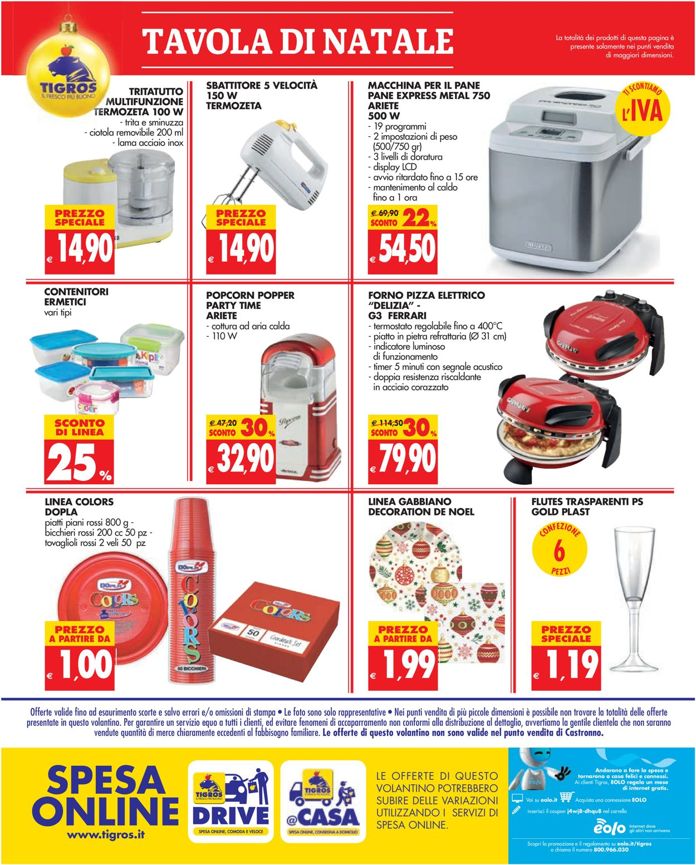 Volantino Tigros - Natale 2020 - Offerte 10/12-24/12/2020 (Pagina 40)