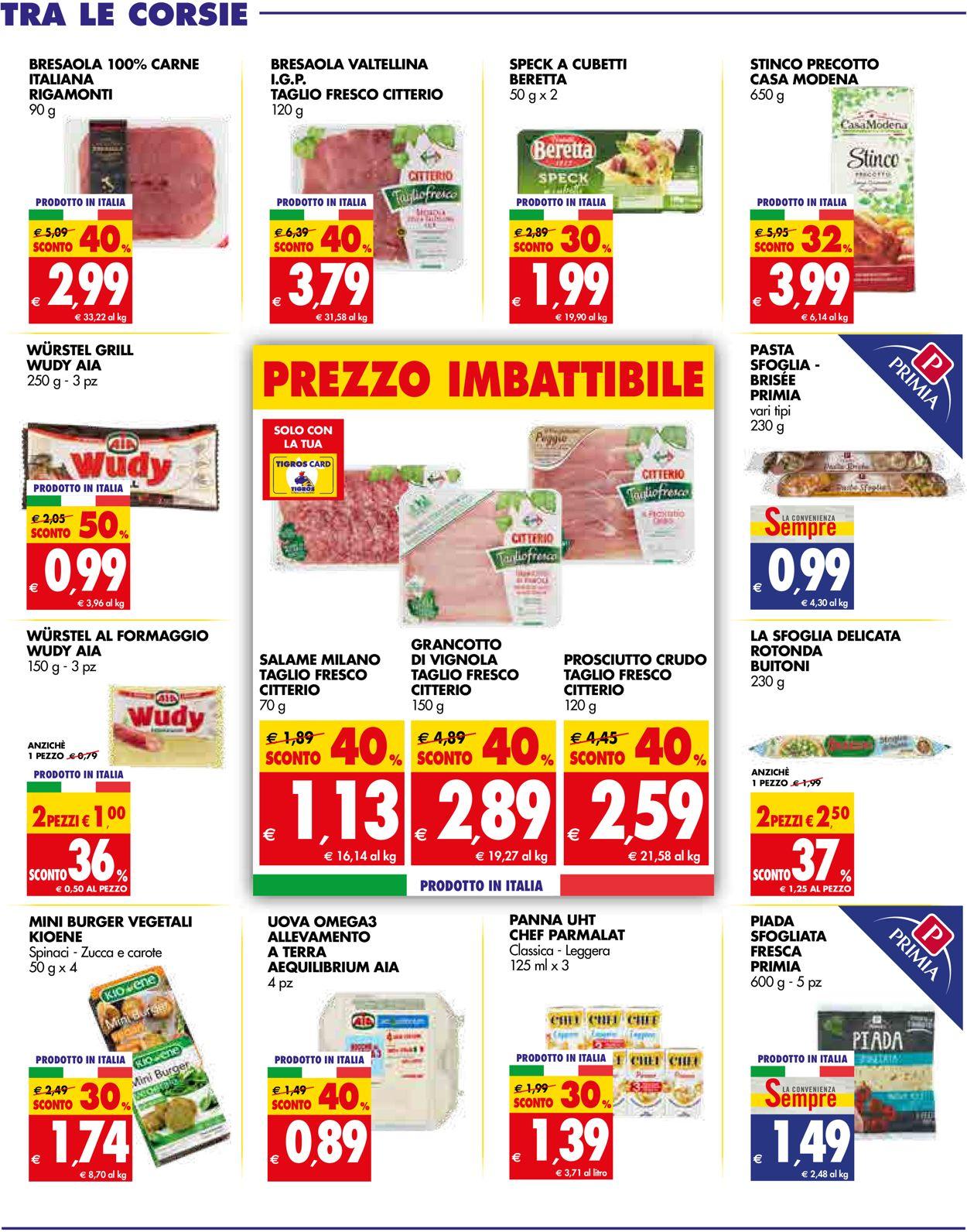 Volantino Tigros - Offerte 27/12-12/01/2021 (Pagina 8)