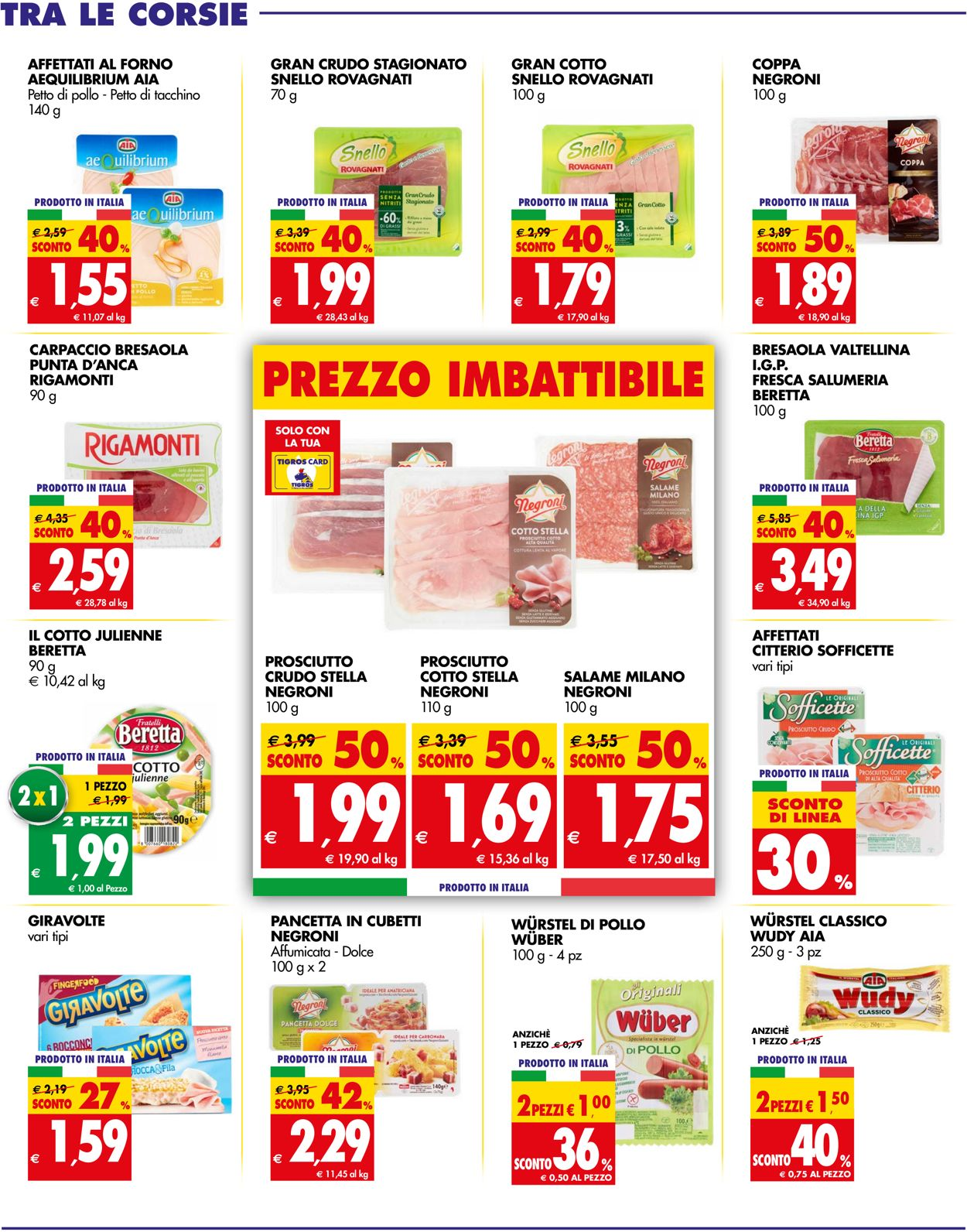 Volantino Tigros - Offerte 13/01-26/01/2021 (Pagina 10)