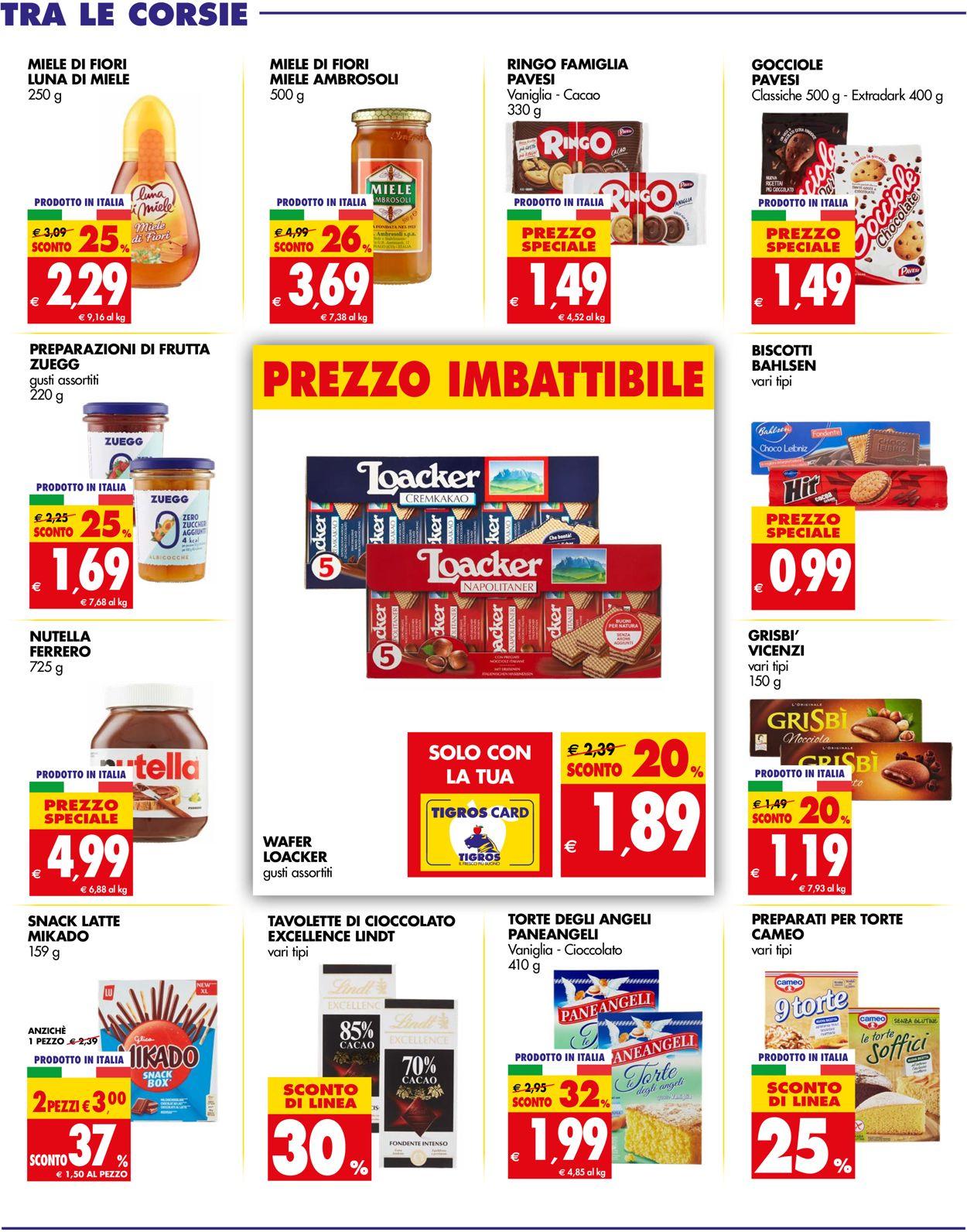 Volantino Tigros - Offerte 13/01-26/01/2021 (Pagina 21)