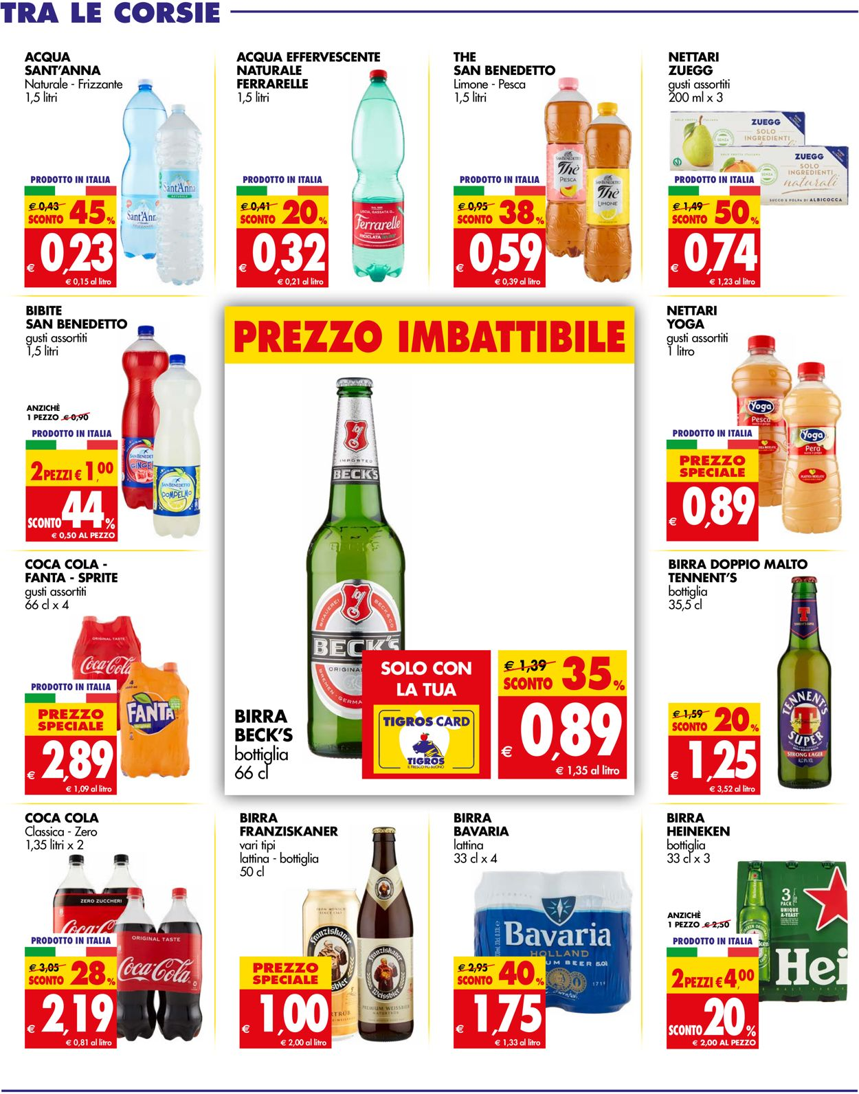Volantino Tigros - Offerte 13/01-26/01/2021 (Pagina 24)