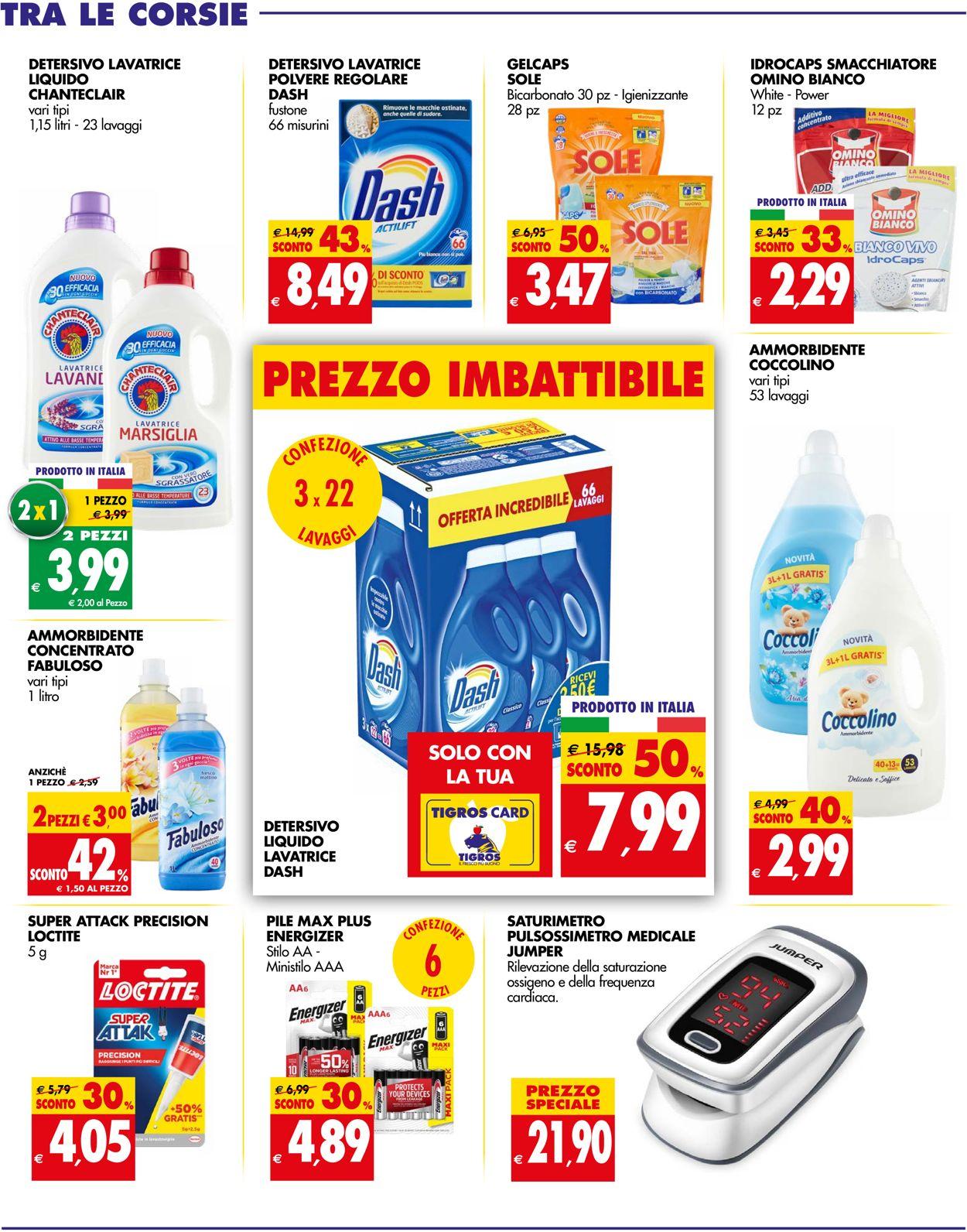 Volantino Tigros - Offerte 13/01-26/01/2021 (Pagina 29)