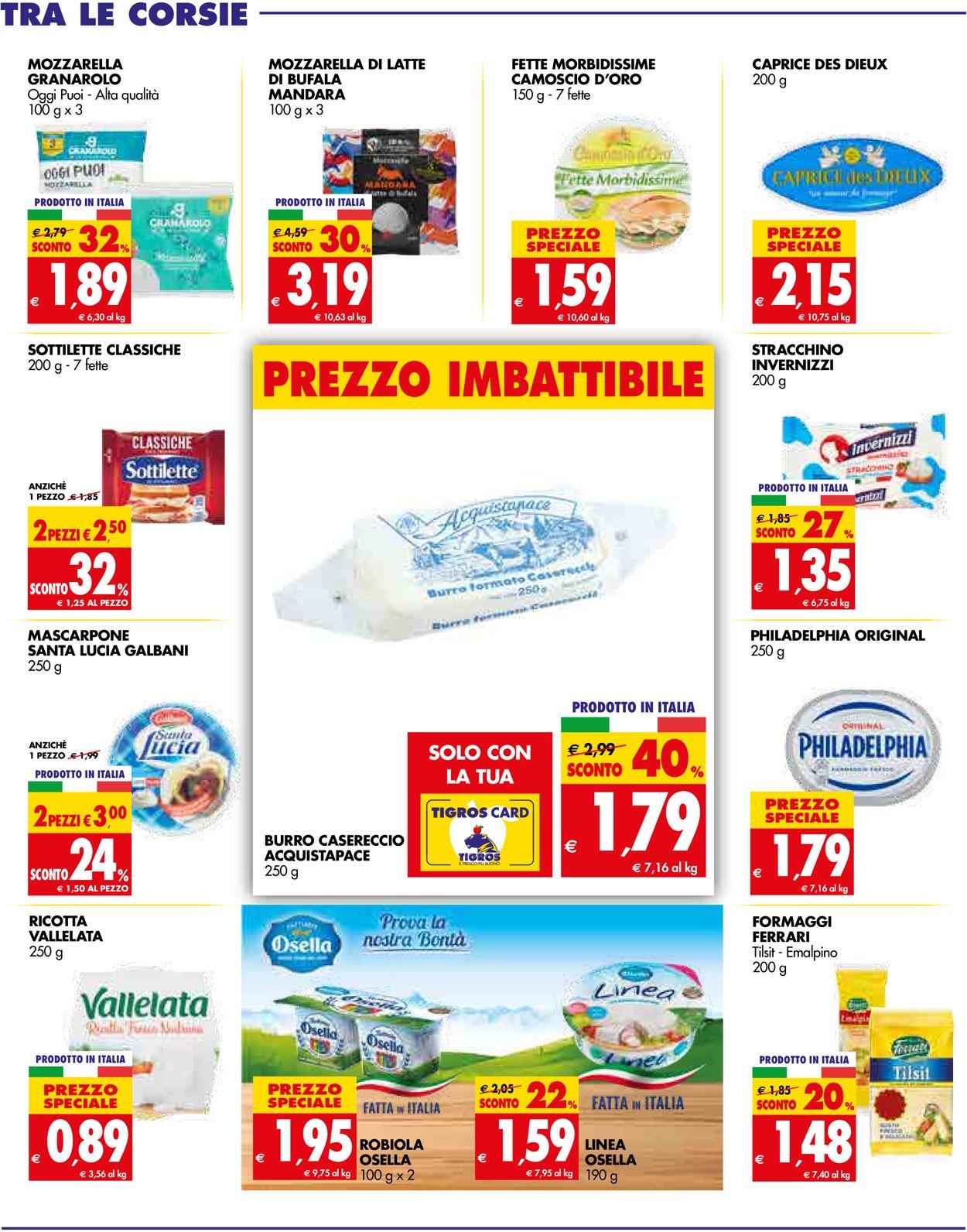 Volantino Tigros - Offerte 27/01-09/02/2021 (Pagina 16)