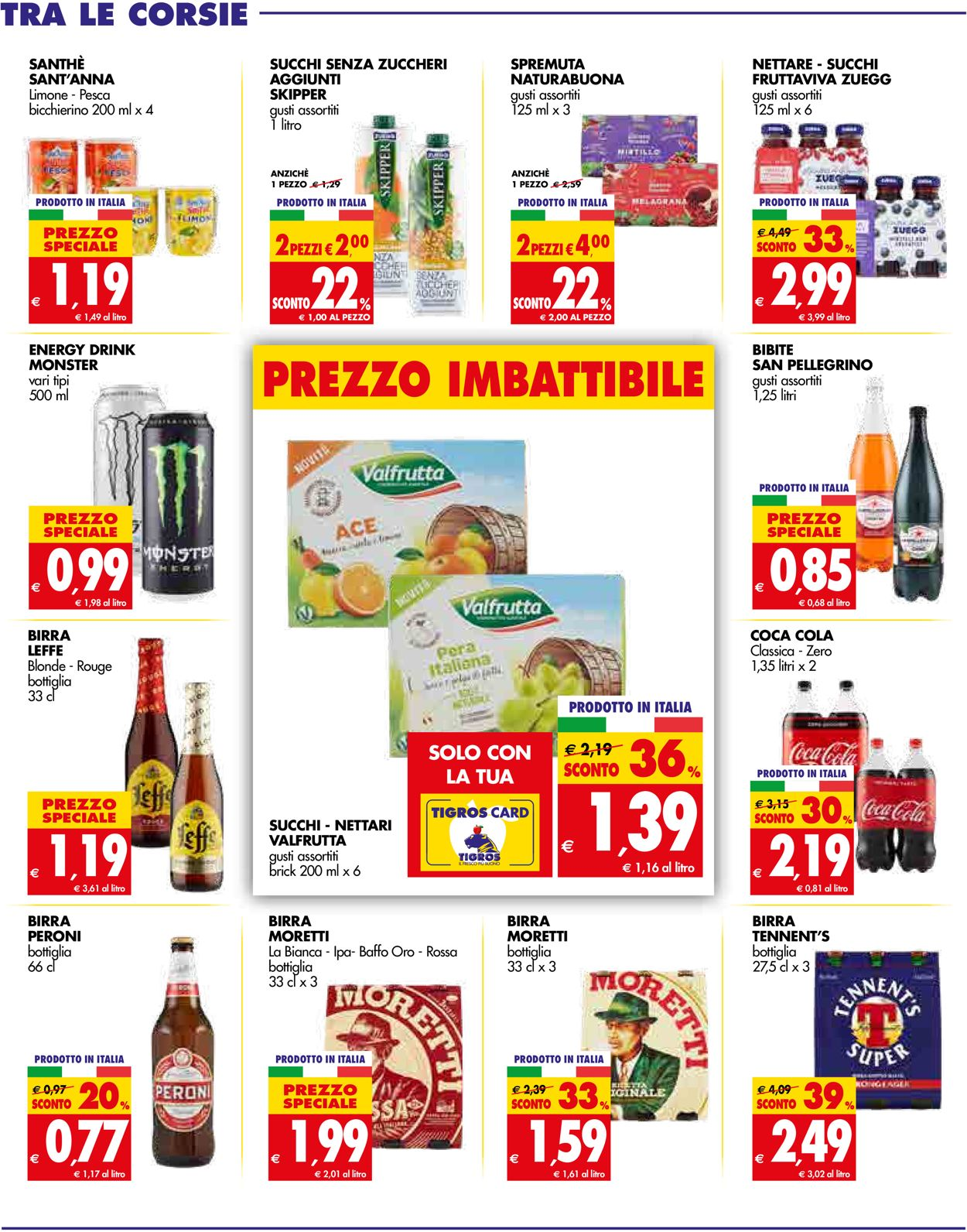 Volantino Tigros - Offerte 10/02-23/02/2021 (Pagina 26)