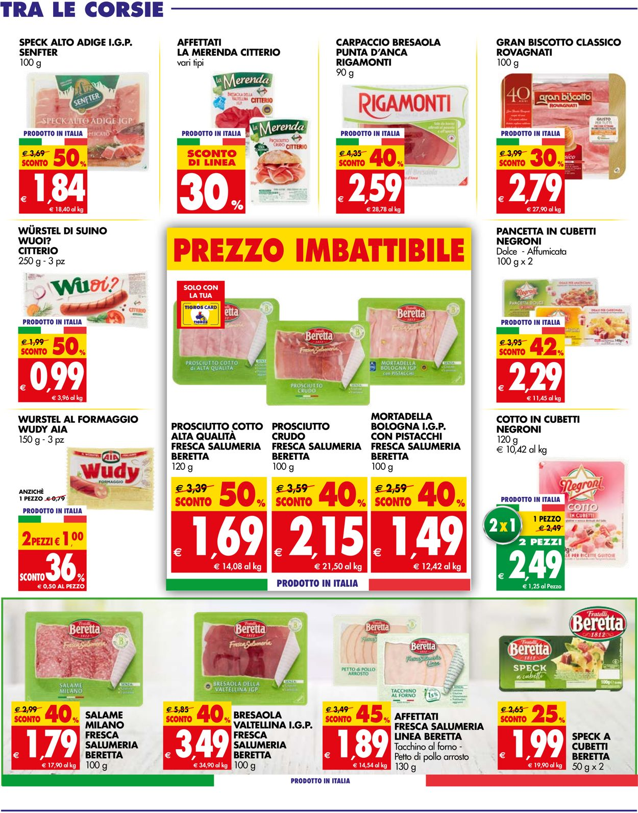Volantino Tigros - Offerte 24/02-09/03/2021 (Pagina 12)