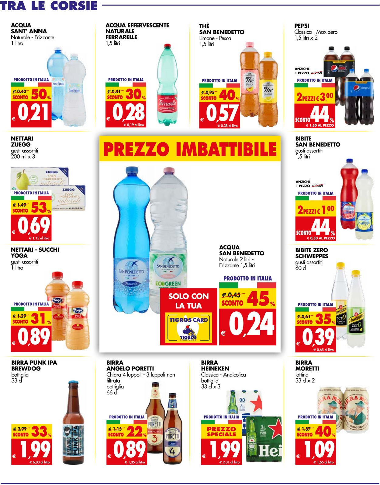 Volantino Tigros - Offerte 24/02-09/03/2021 (Pagina 22)