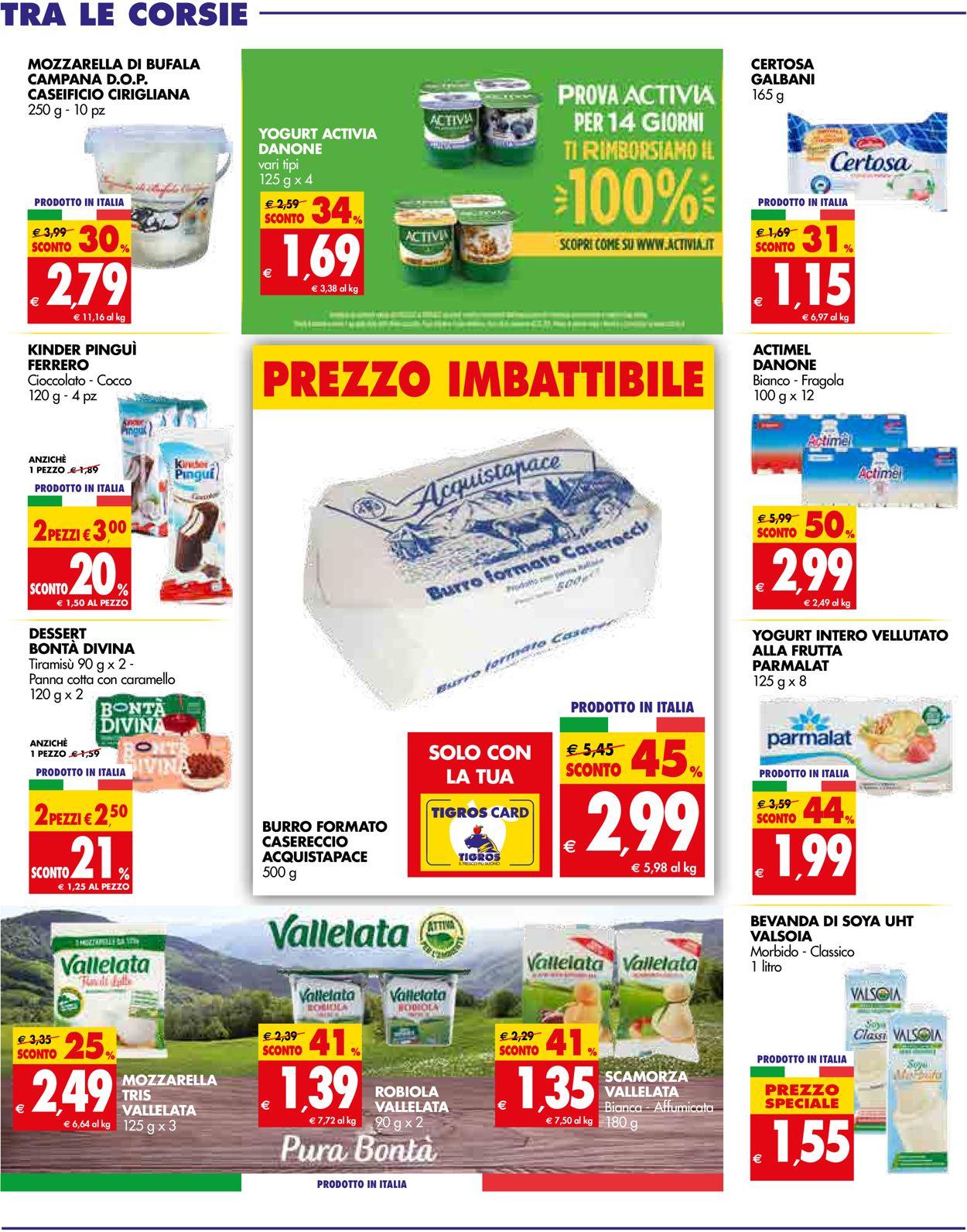 Volantino Tigros - Offerte 10/03-22/03/2021 (Pagina 18)