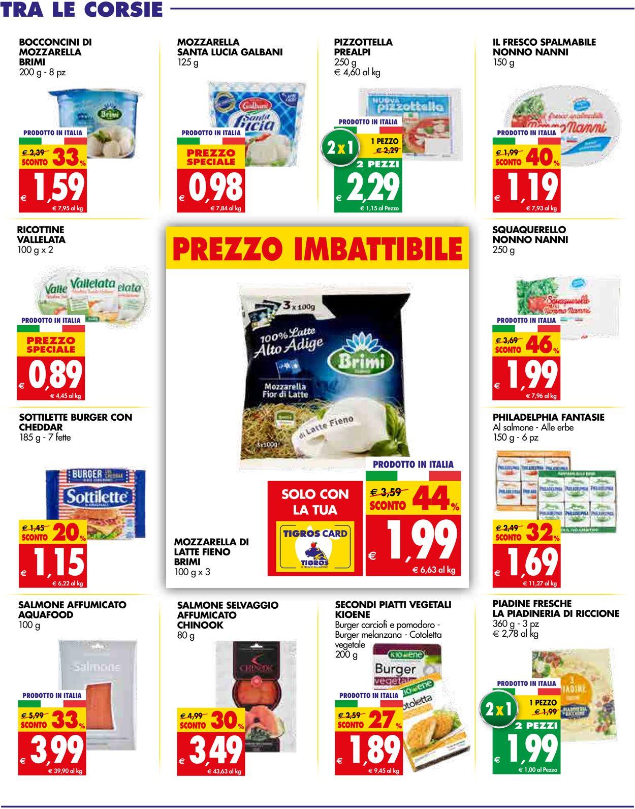 Volantino Tigros - Offerte 06/04-19/04/2021 (Pagina 9)