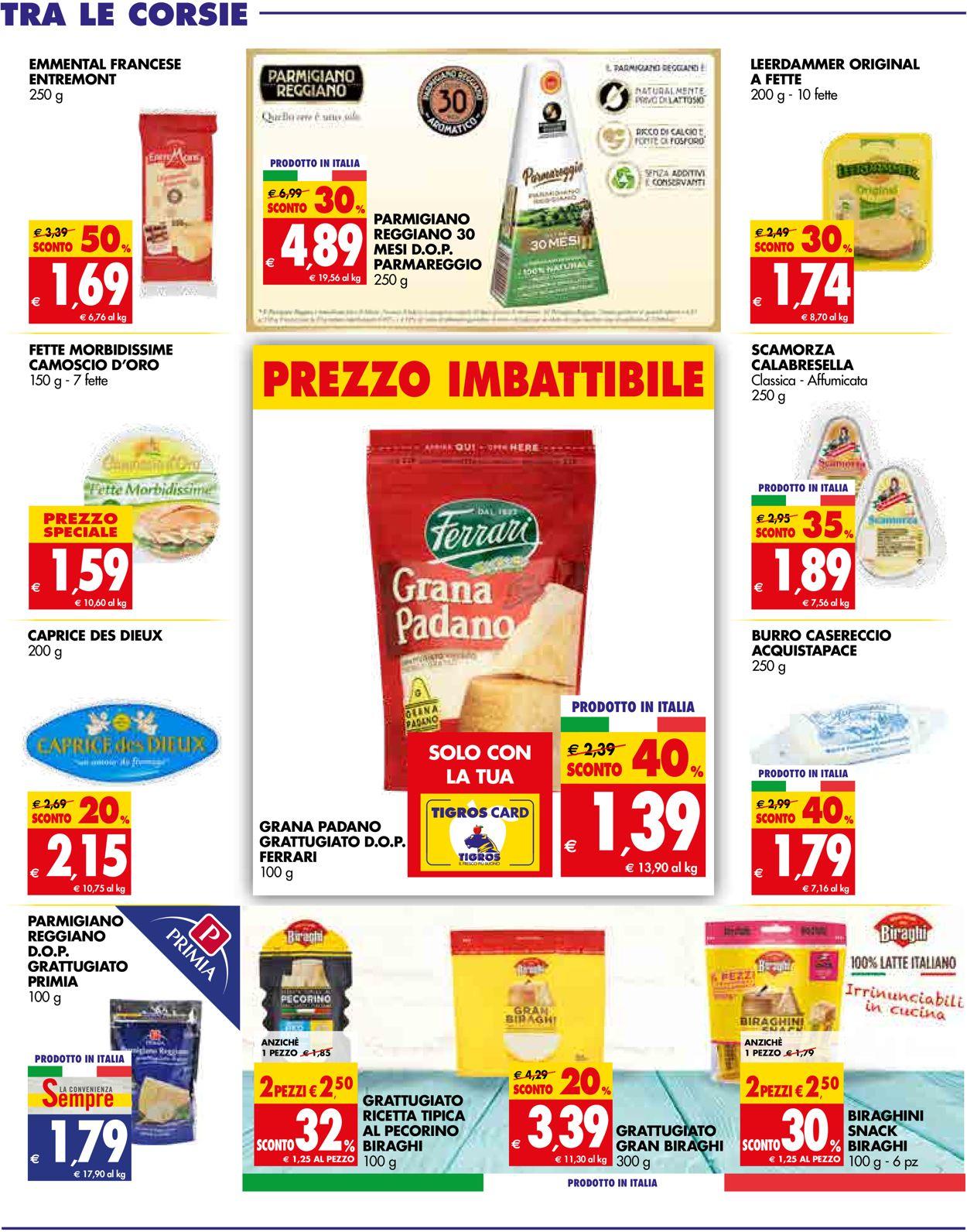 Volantino Tigros - Offerte 06/04-19/04/2021 (Pagina 10)
