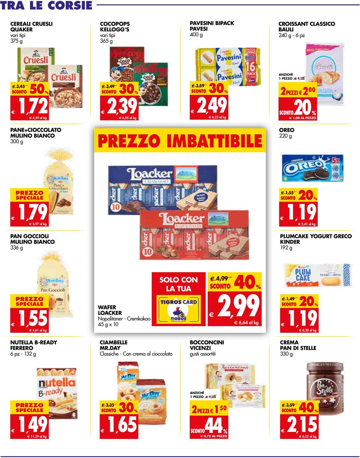 Volantino Tigros - Offerte 20/04-04/05/2021 (Pagina 17)