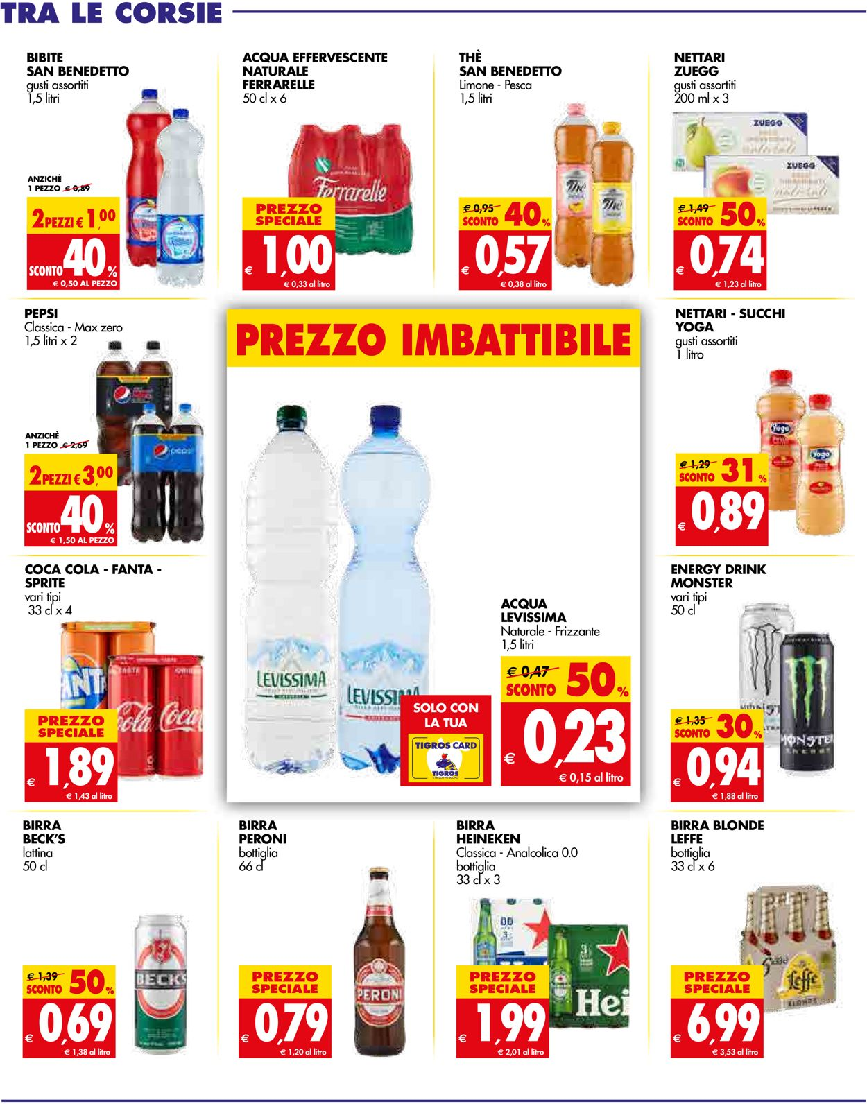 Volantino Tigros - Offerte 20/04-04/05/2021 (Pagina 23)