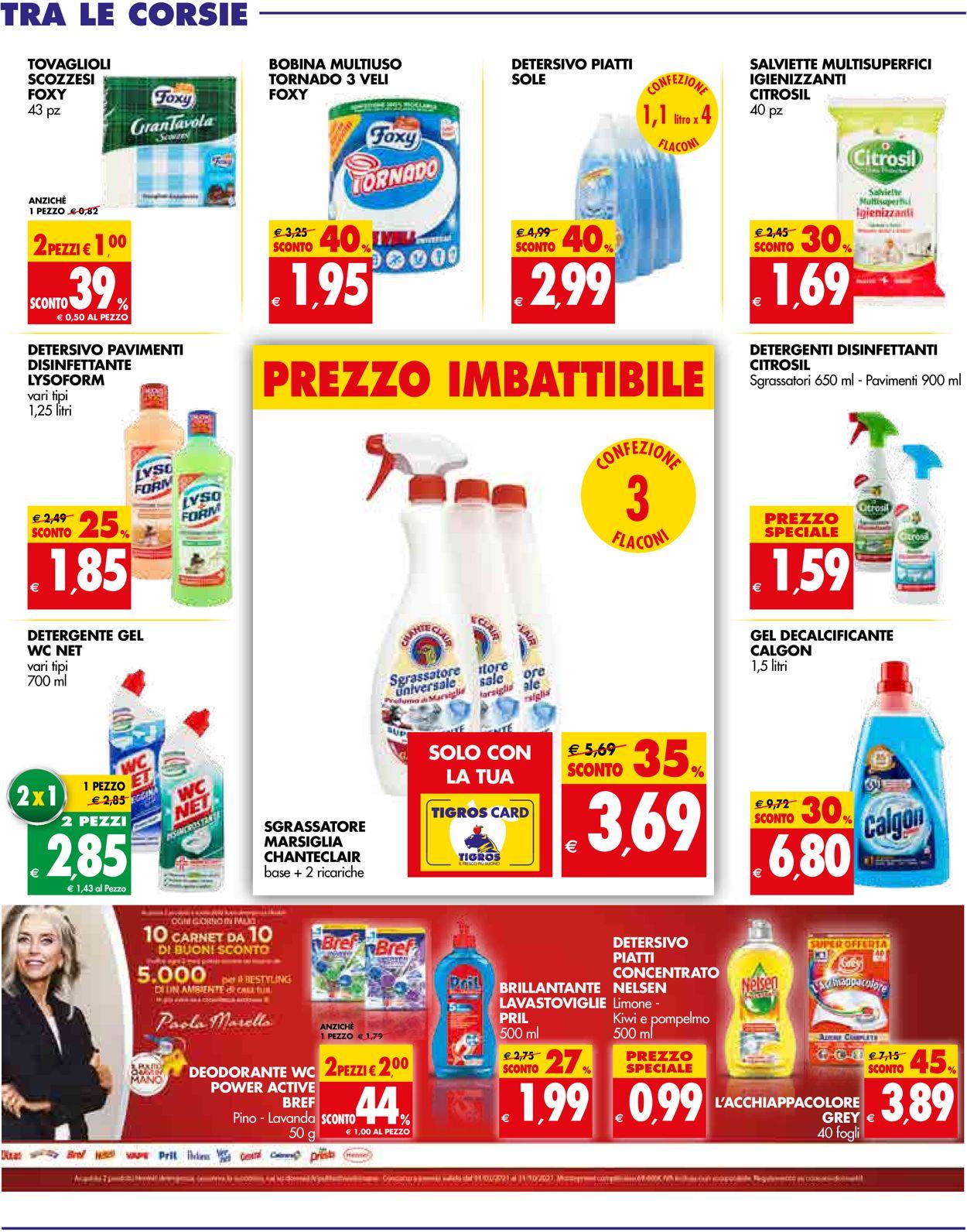 Volantino Tigros - Offerte 05/05-17/05/2021 (Pagina 30)