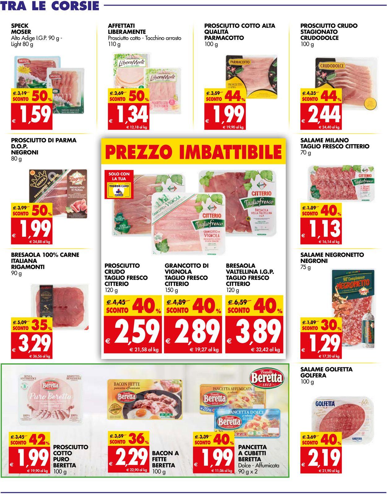 Volantino Tigros - Offerte 18/05-31/05/2021 (Pagina 10)