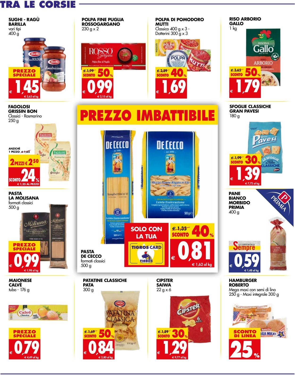 Volantino Tigros - Offerte 18/05-31/05/2021 (Pagina 21)
