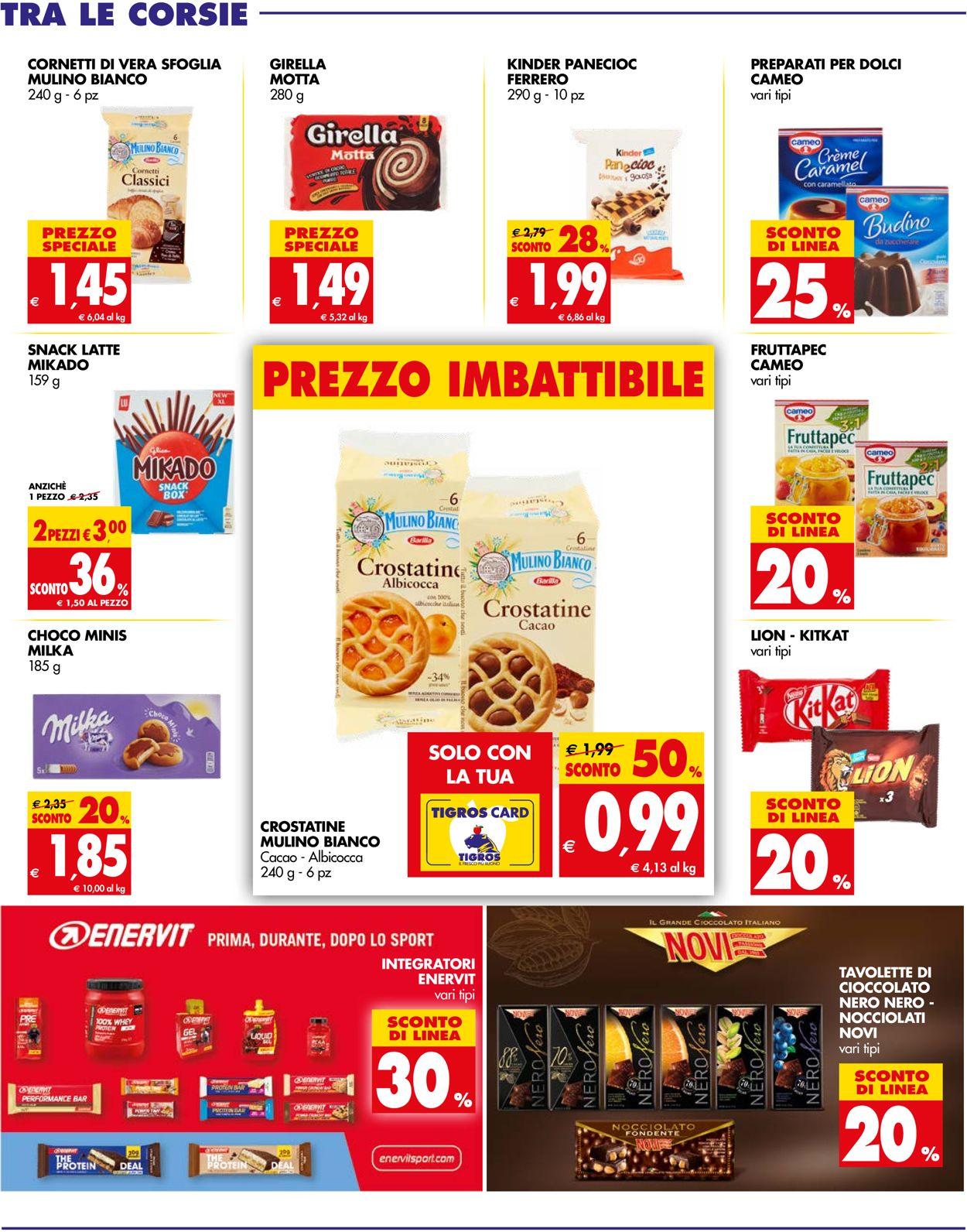 Volantino Tigros - Offerte 18/05-31/05/2021 (Pagina 23)