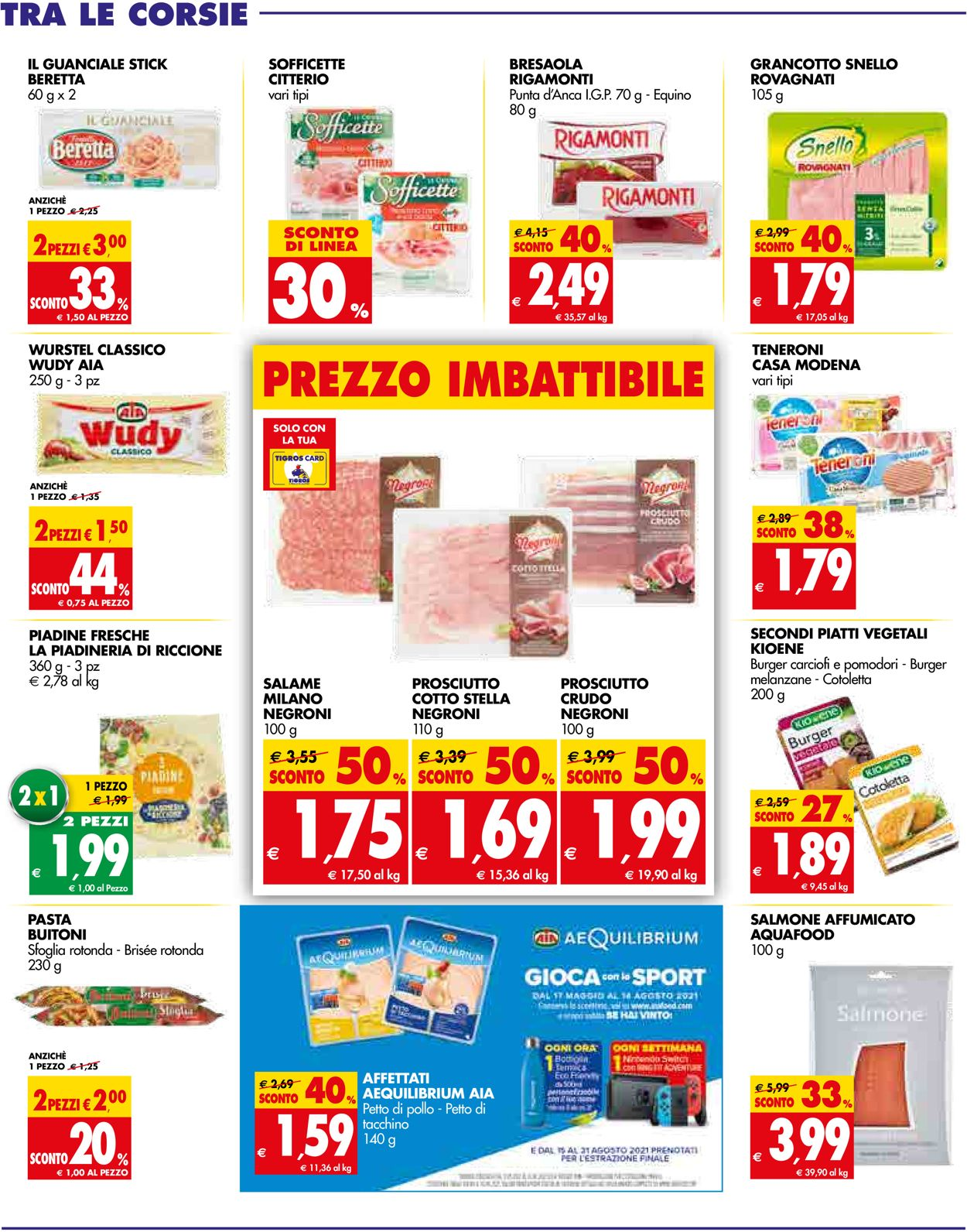 Volantino Tigros - Offerte 01/06-14/06/2021 (Pagina 13)