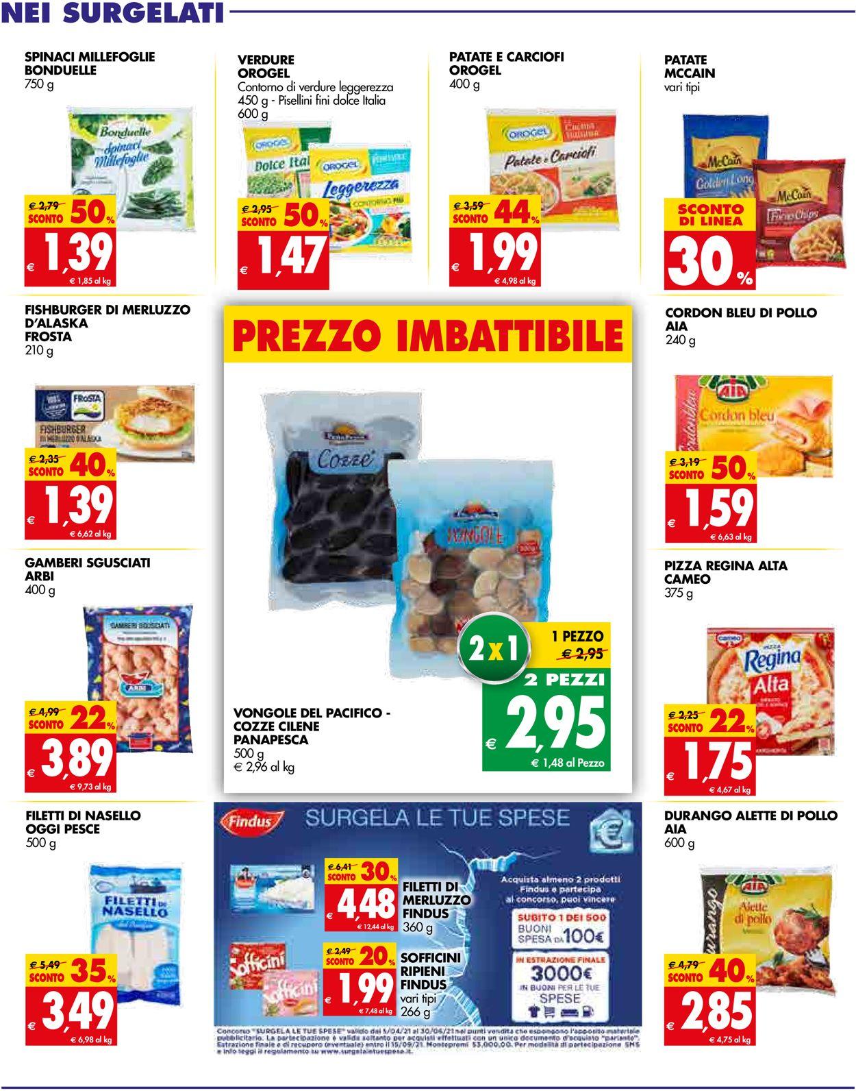 Volantino Tigros - Offerte 01/06-14/06/2021 (Pagina 17)
