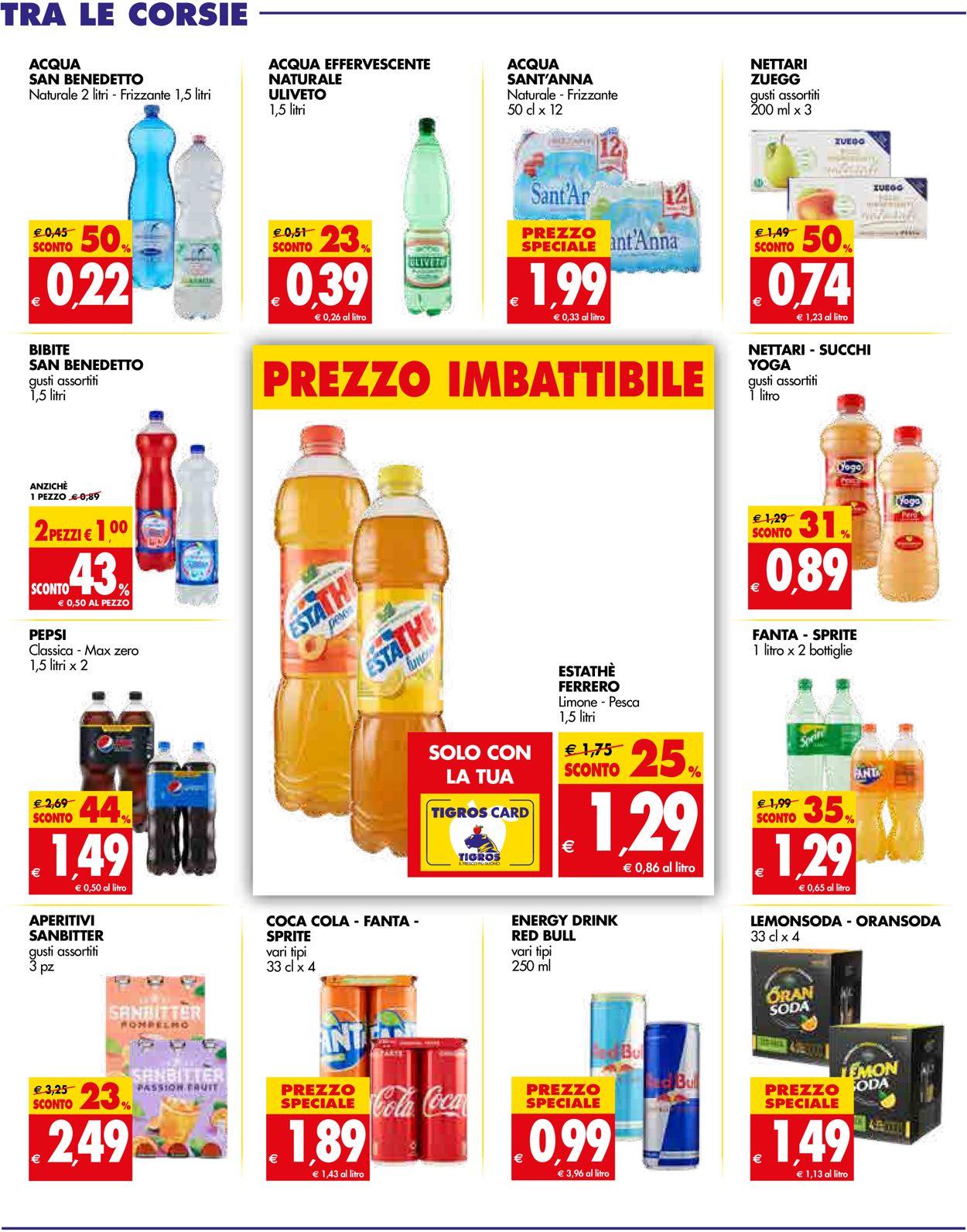 Volantino Tigros - Offerte 01/06-14/06/2021 (Pagina 24)
