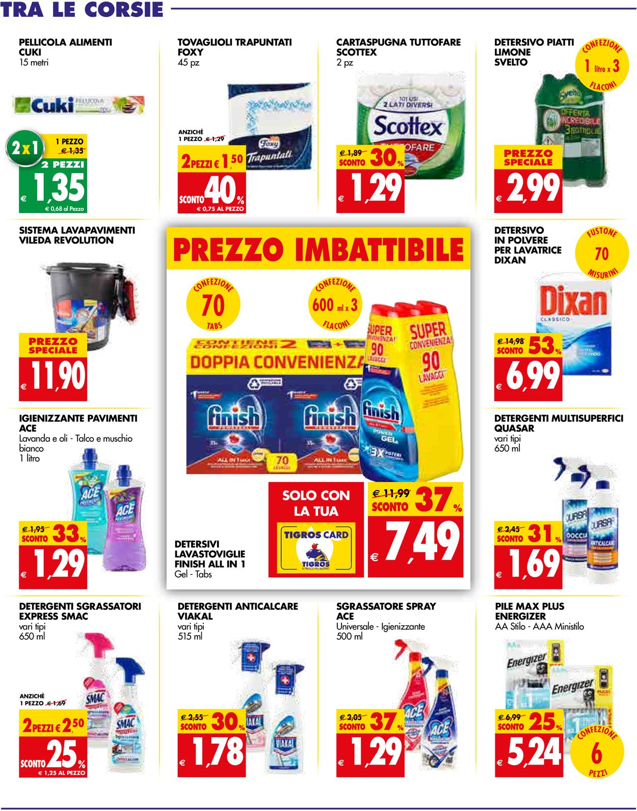 Volantino Tigros - Offerte 01/06-14/06/2021 (Pagina 30)